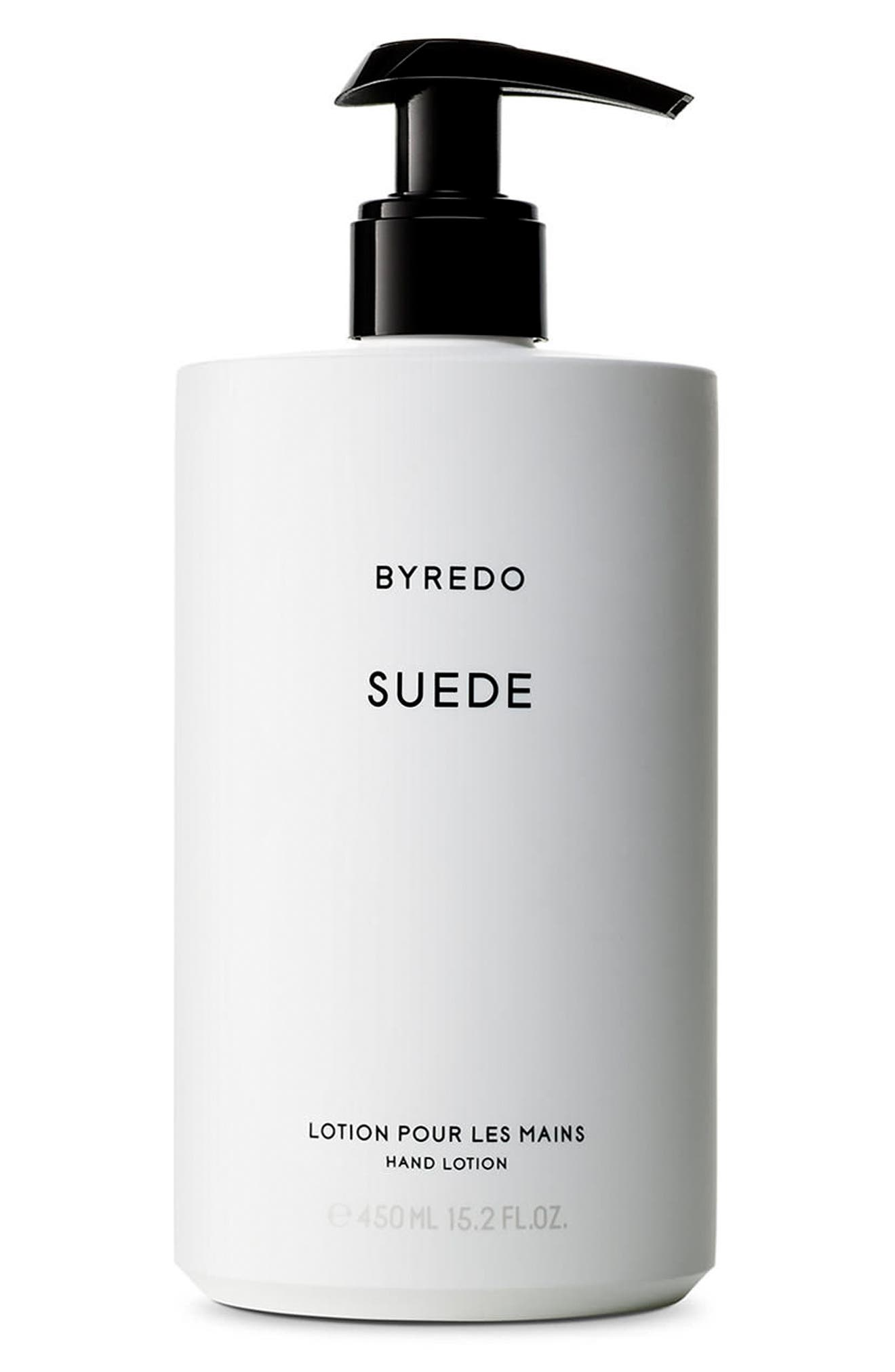 Alternate Image 1 Selected - BYREDO Suede Hand Lotion