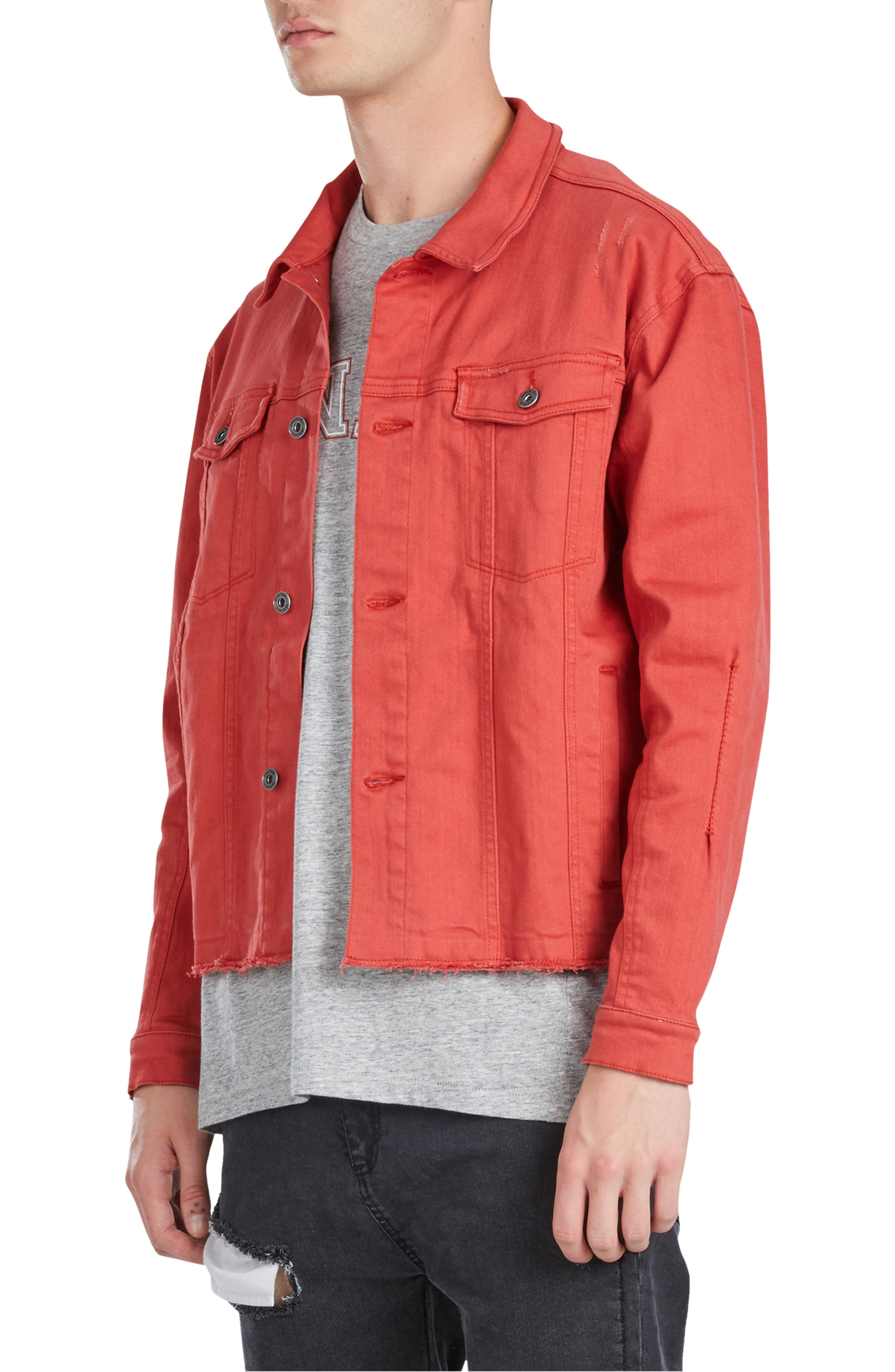 Alternate Image 4  - ZANEROBE Snitch Denim Jacket