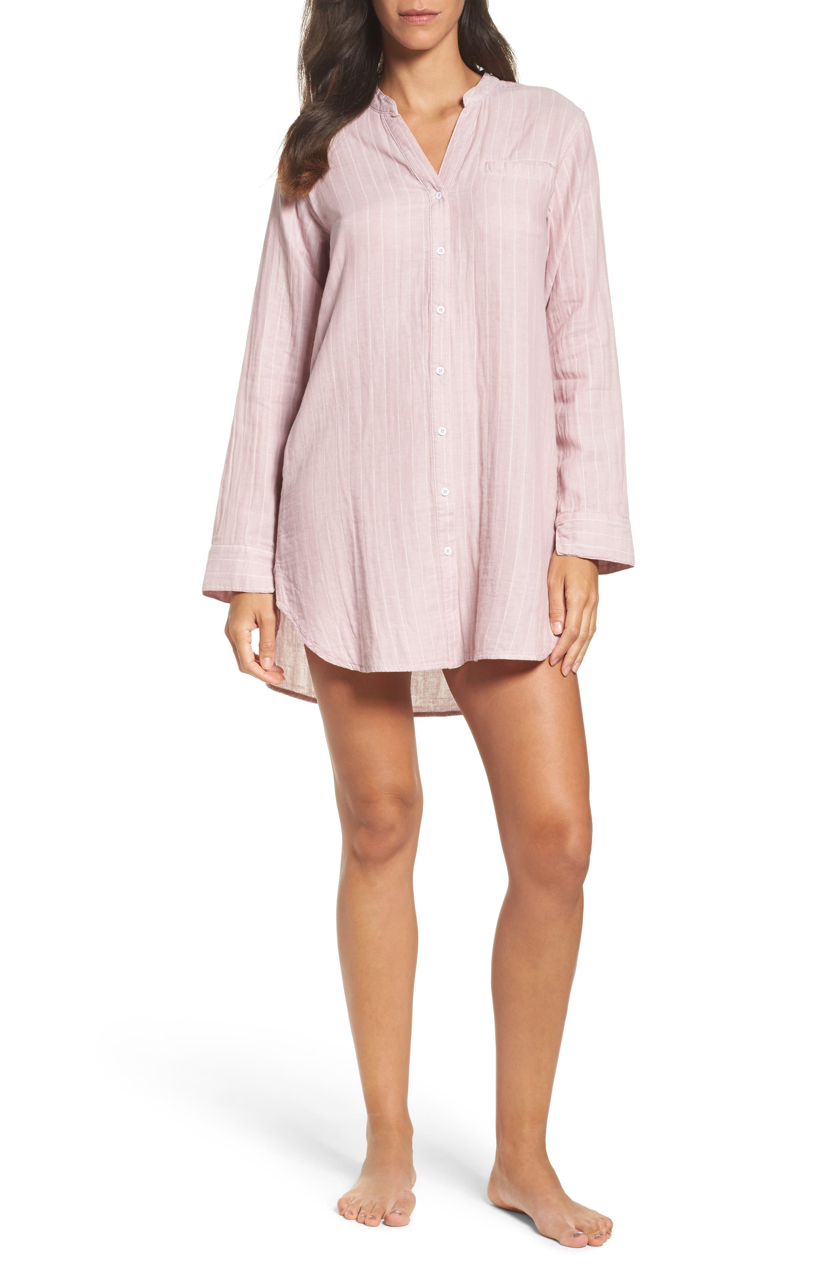 UGG Vivian Stripe Sleep Shirt