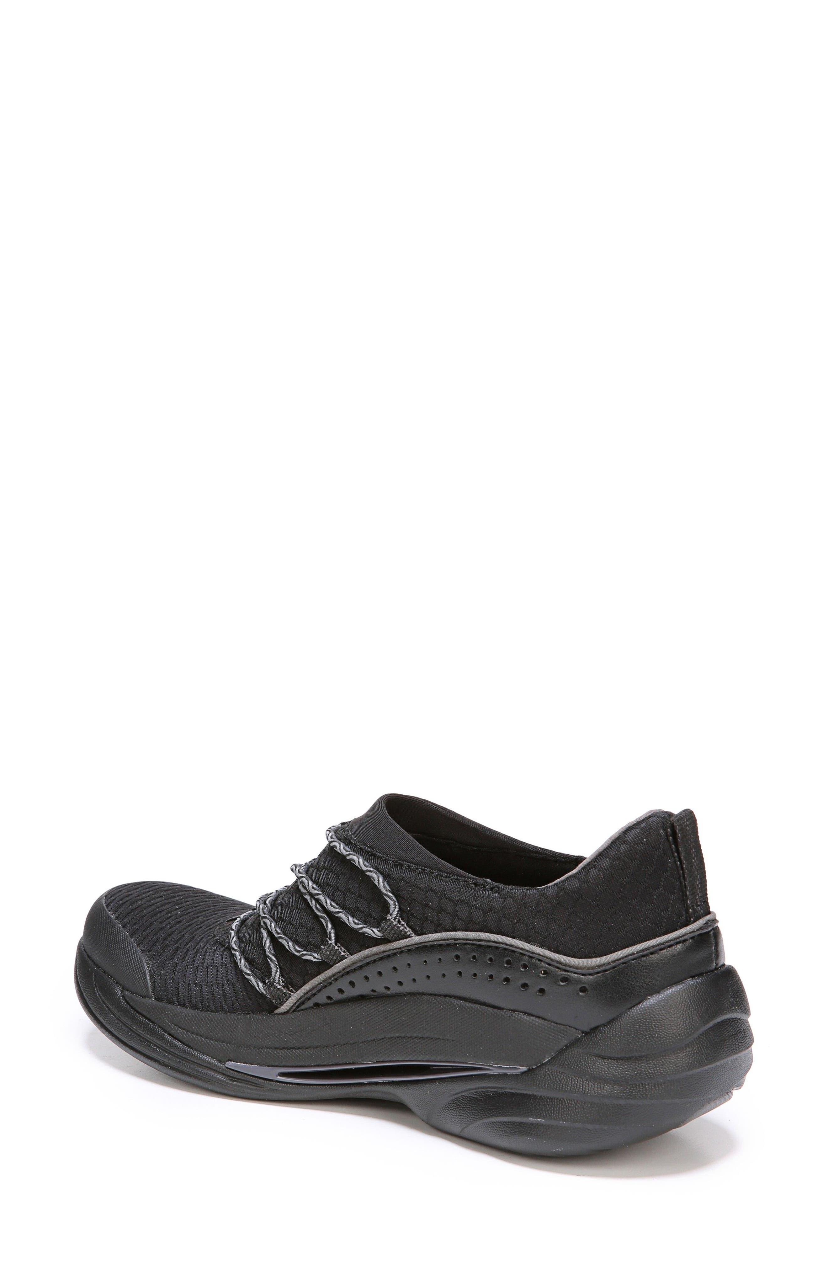 Pisces Slip-On Sneaker,                             Alternate thumbnail 2, color,                             Black