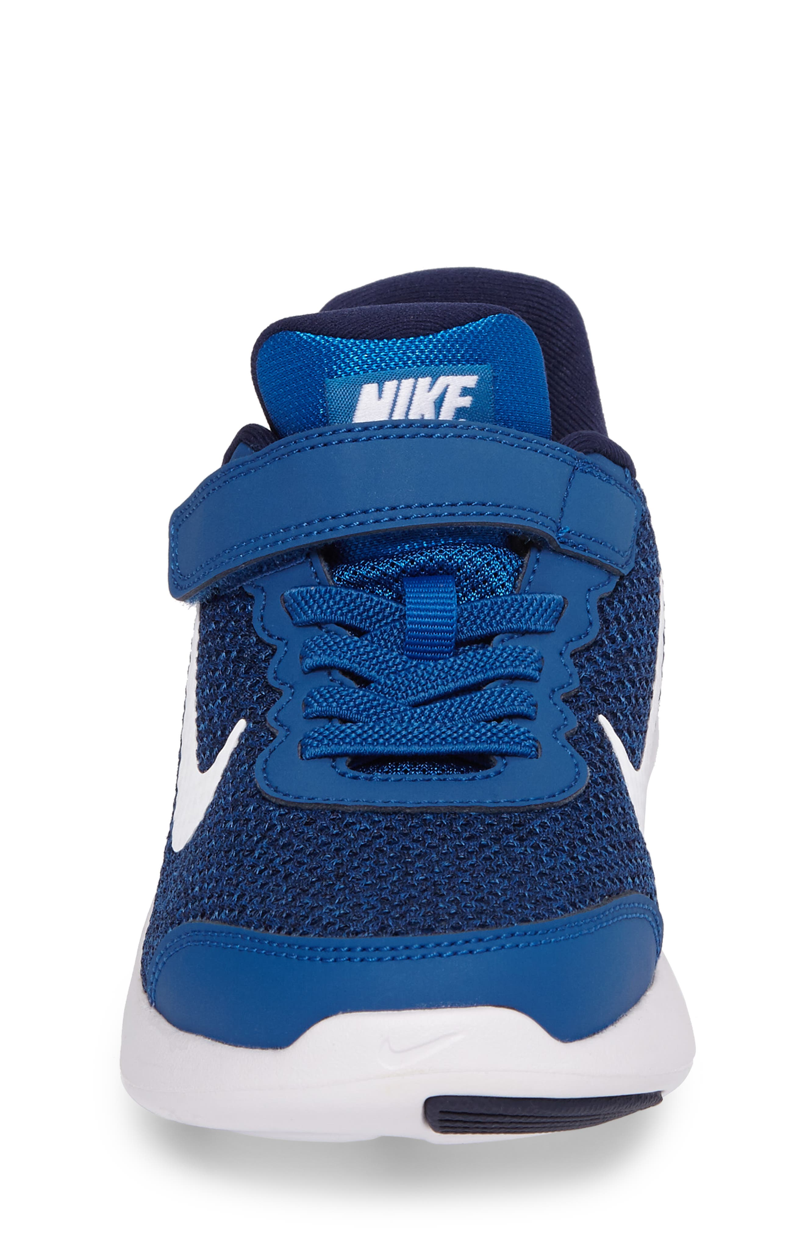 Lunar Apparent Sneaker,                             Alternate thumbnail 4, color,                             Blue Jay/ White/ Binary Blue