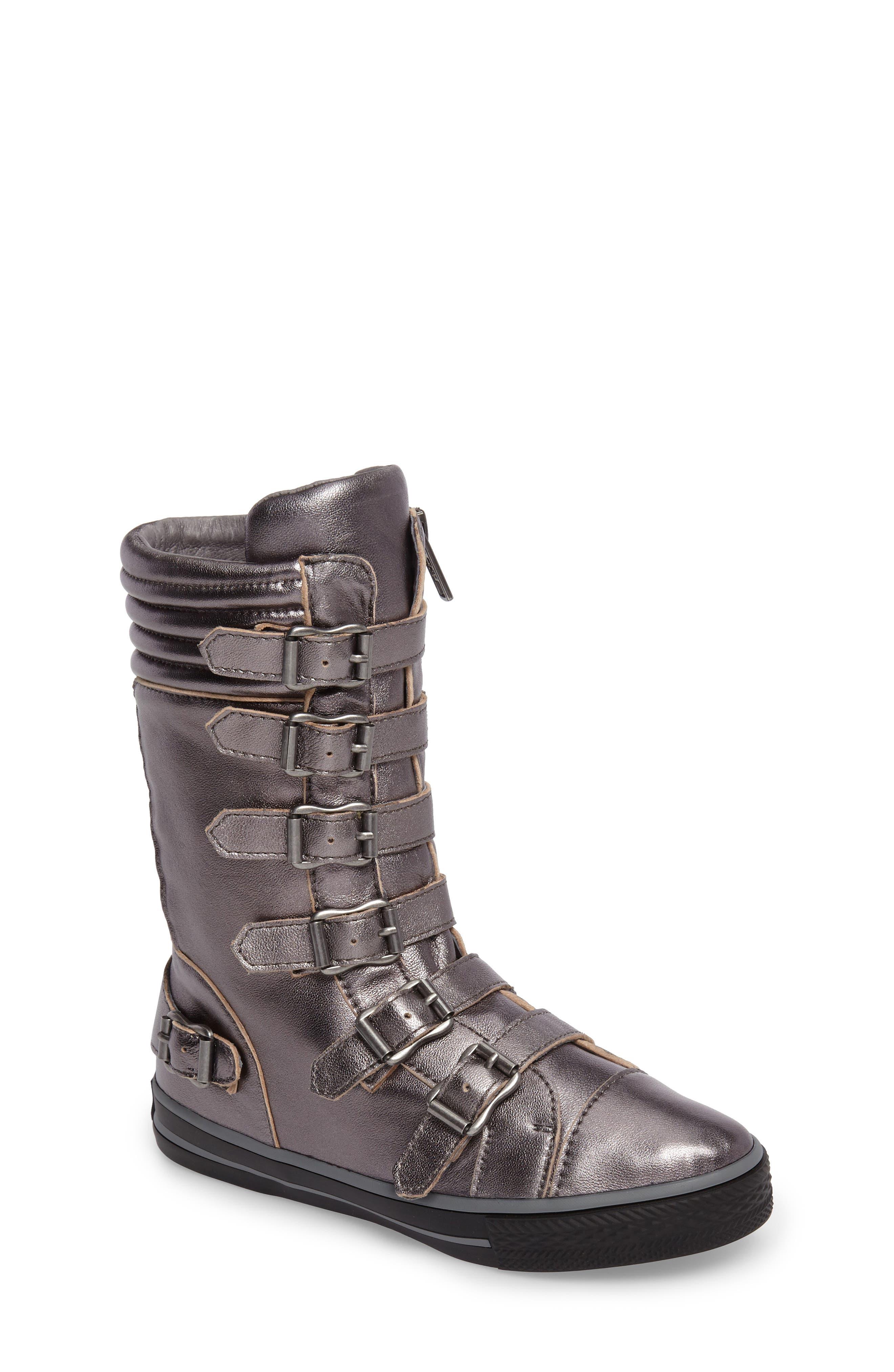 Ash Vava Natalie Tall Sneaker Boot (Toddler, Little Kid & Big Kid)