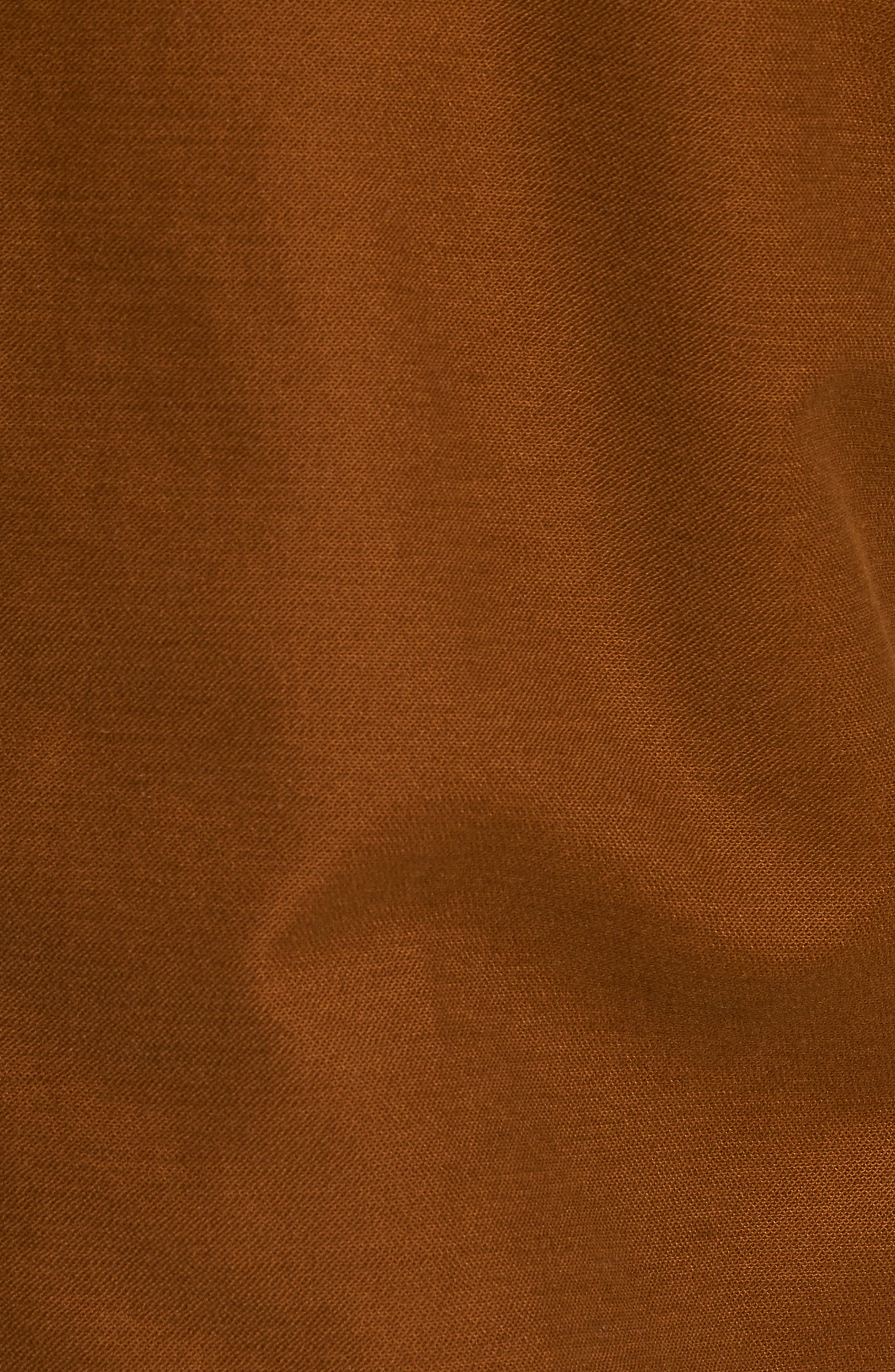 Alternate Image 4  - Jeremiah Terra Broken Twill Jacket with Faux Shearling Trim