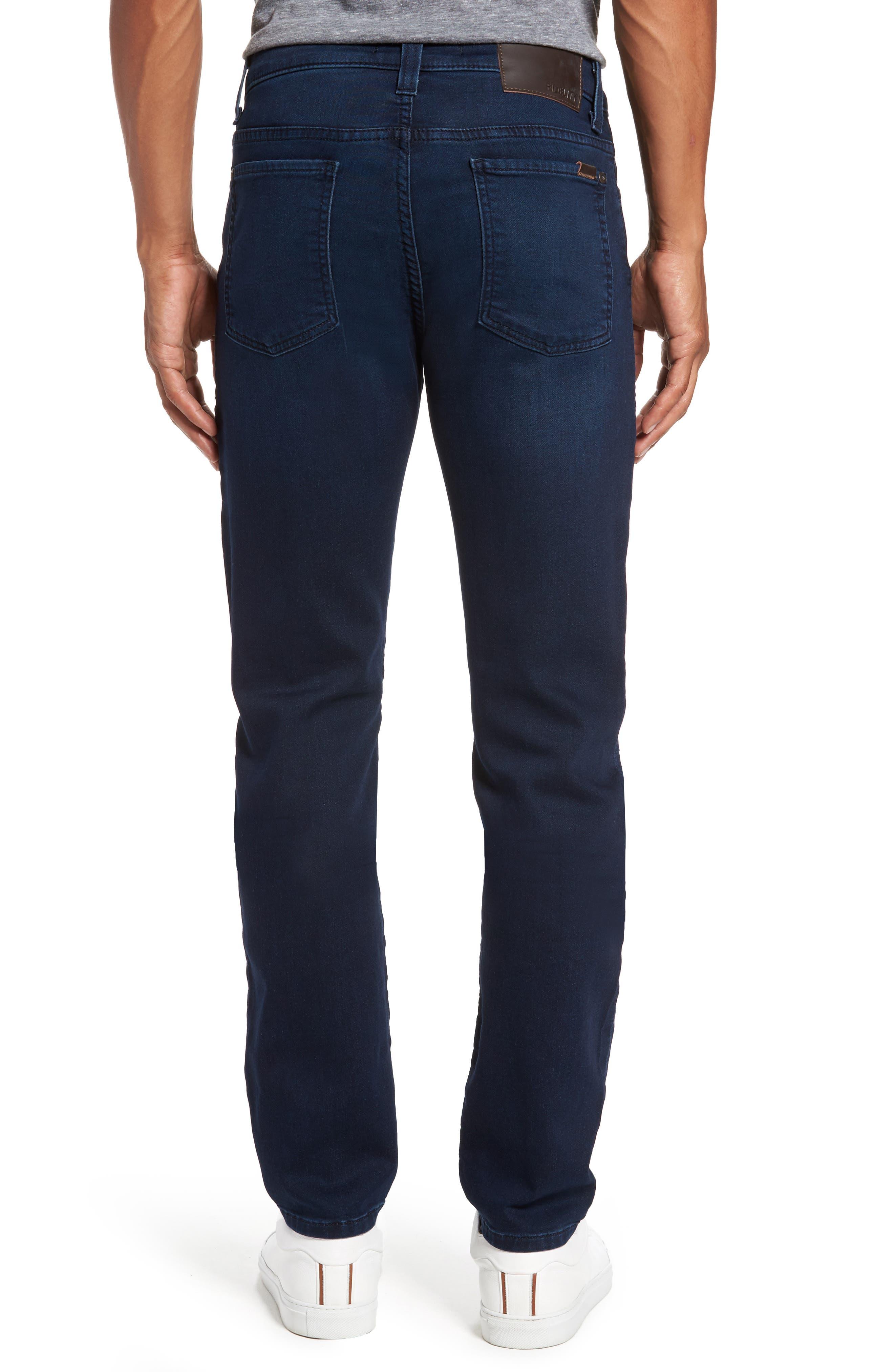 Torino Slim Fit Jeans,                             Alternate thumbnail 2, color,                             Lemmy Blue