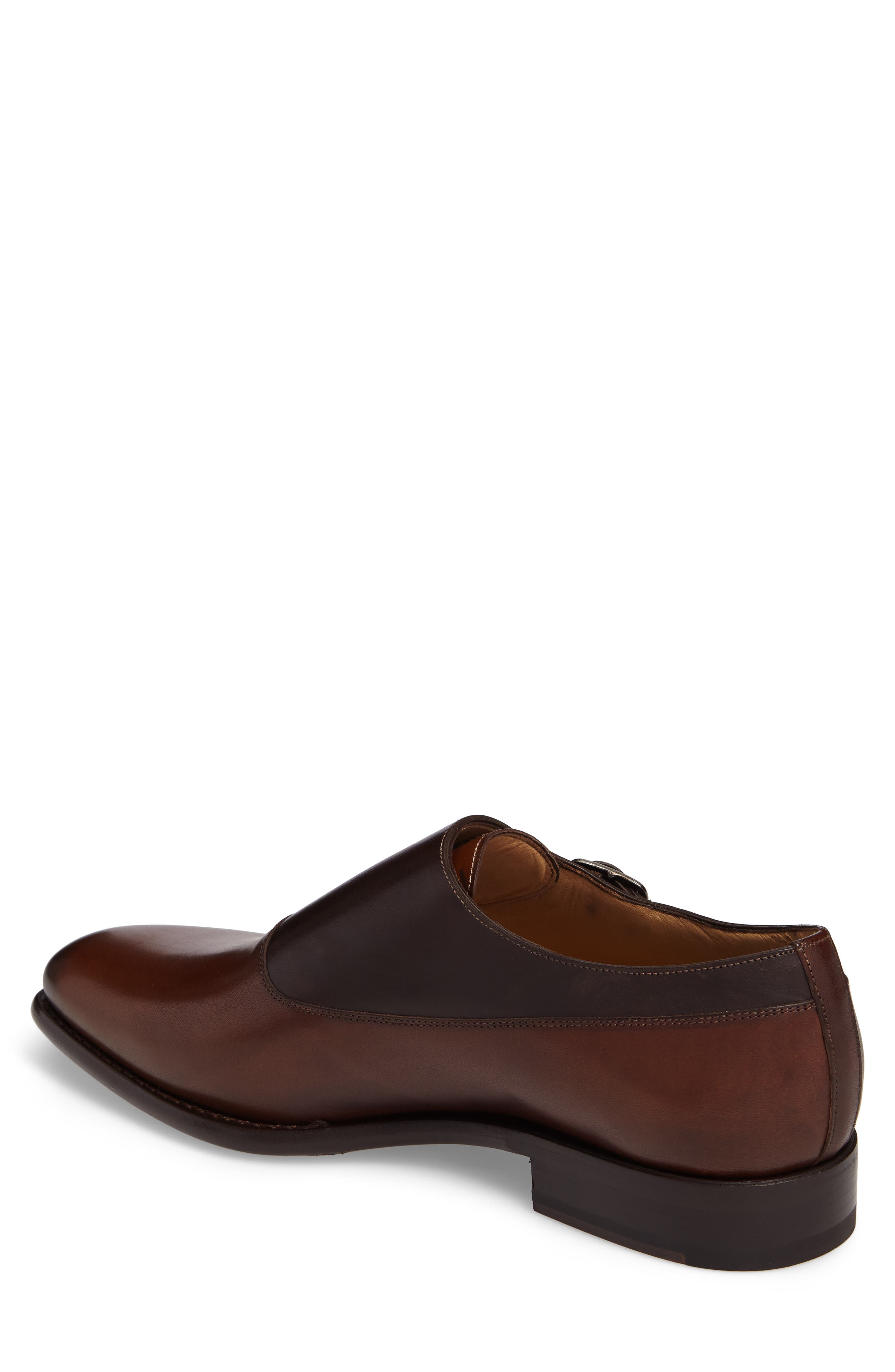 Alternate Image 2  - Mezlan Algar Monk Strap Shoe (Men)