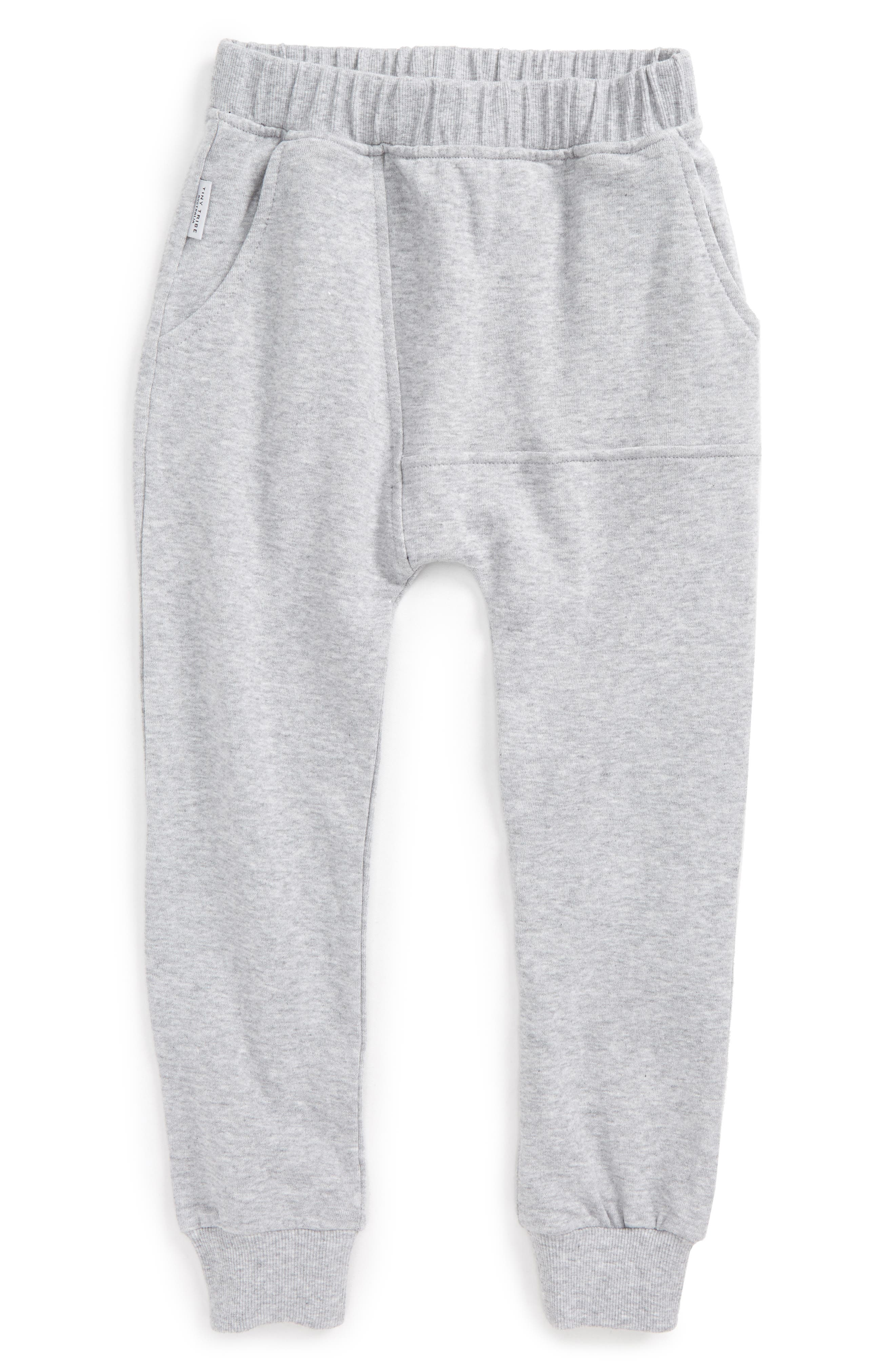 Alternate Image 1 Selected - Tiny Tribe Sweatpants (Little Boys)
