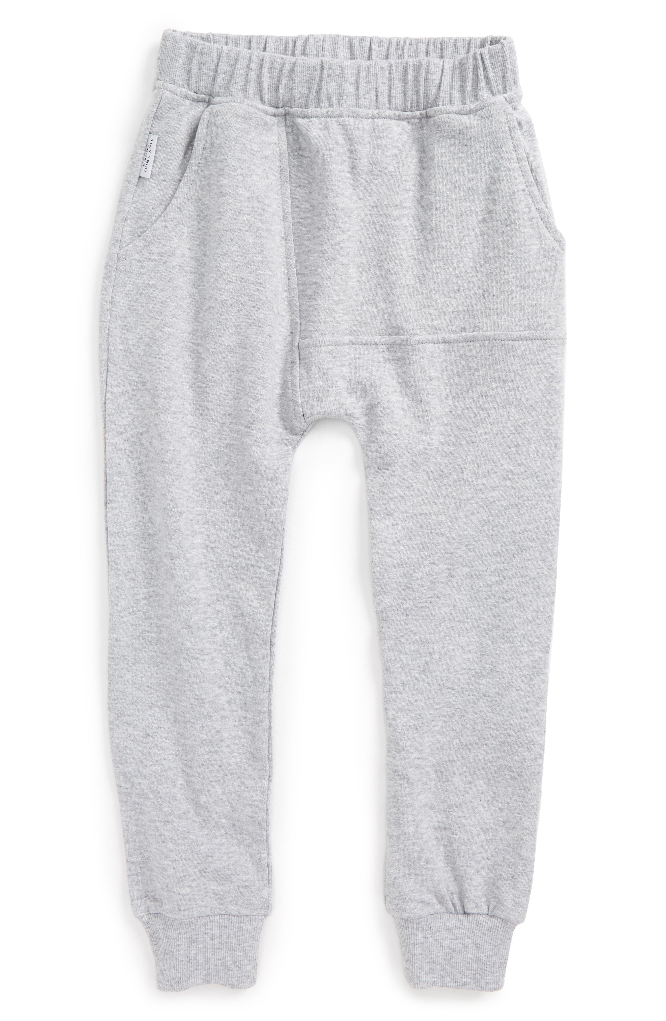 Sweatpants,                         Main,                         color, Grey Marl