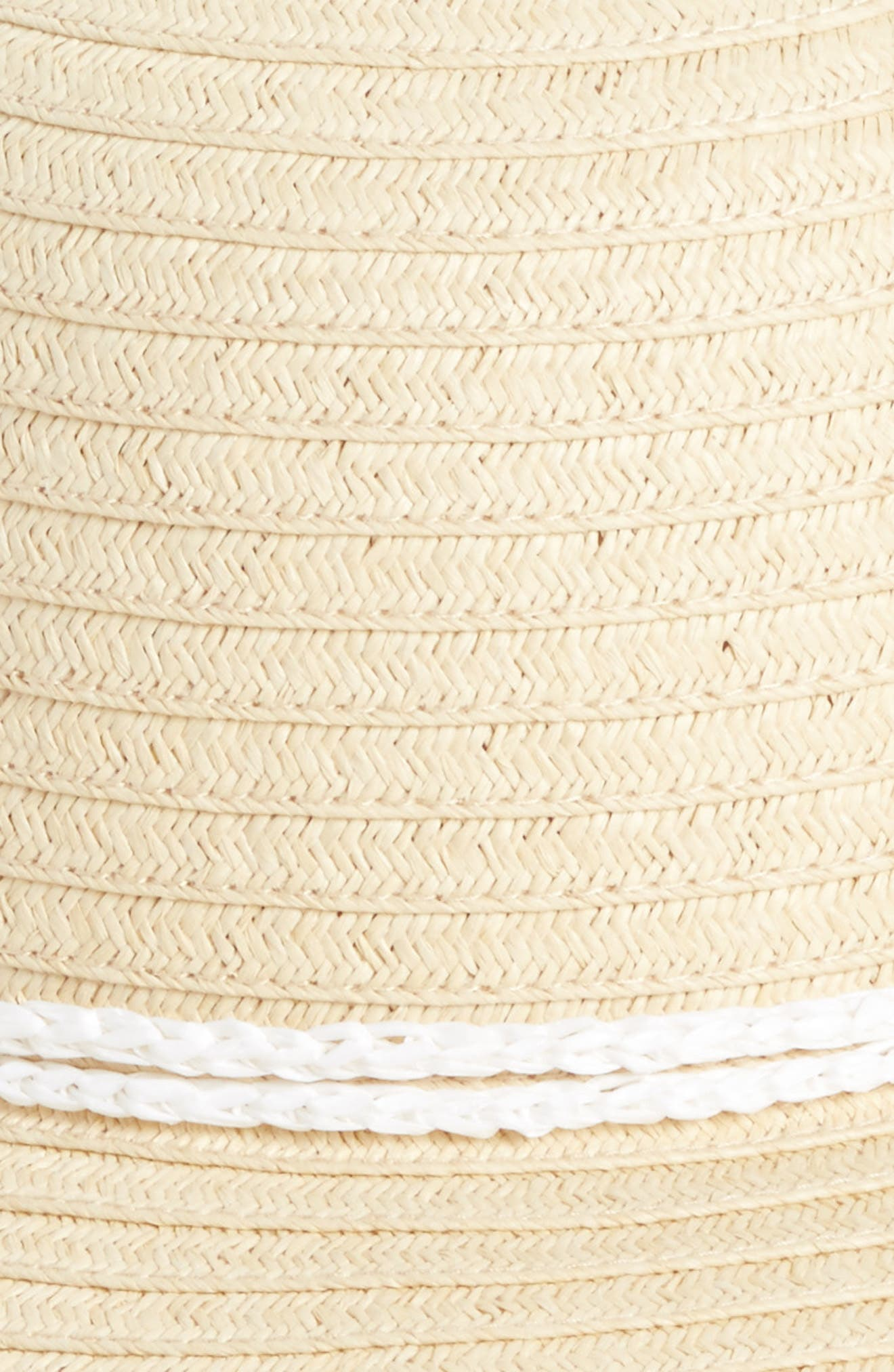 Alternate Image 2  - Caslon® Floppy Hat