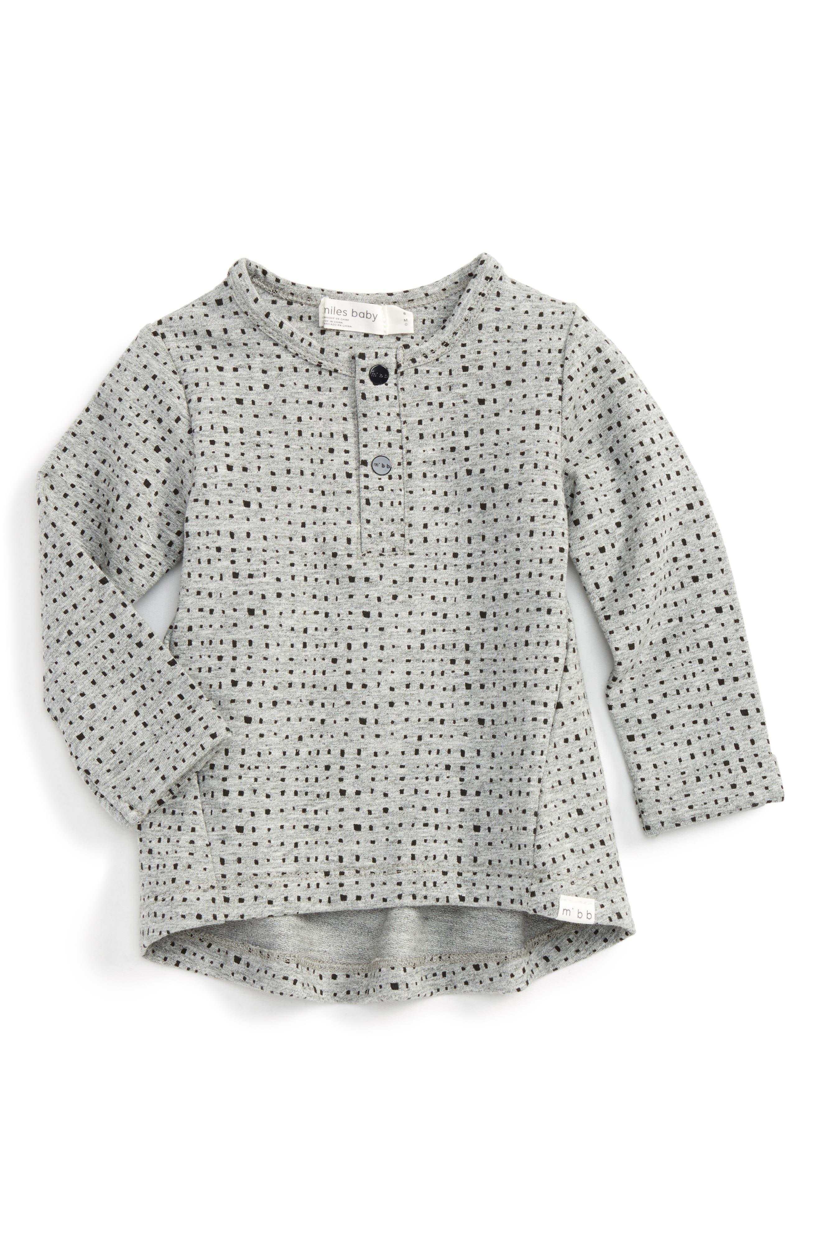 Main Image - Miles Baby Knit Tunic (Baby)
