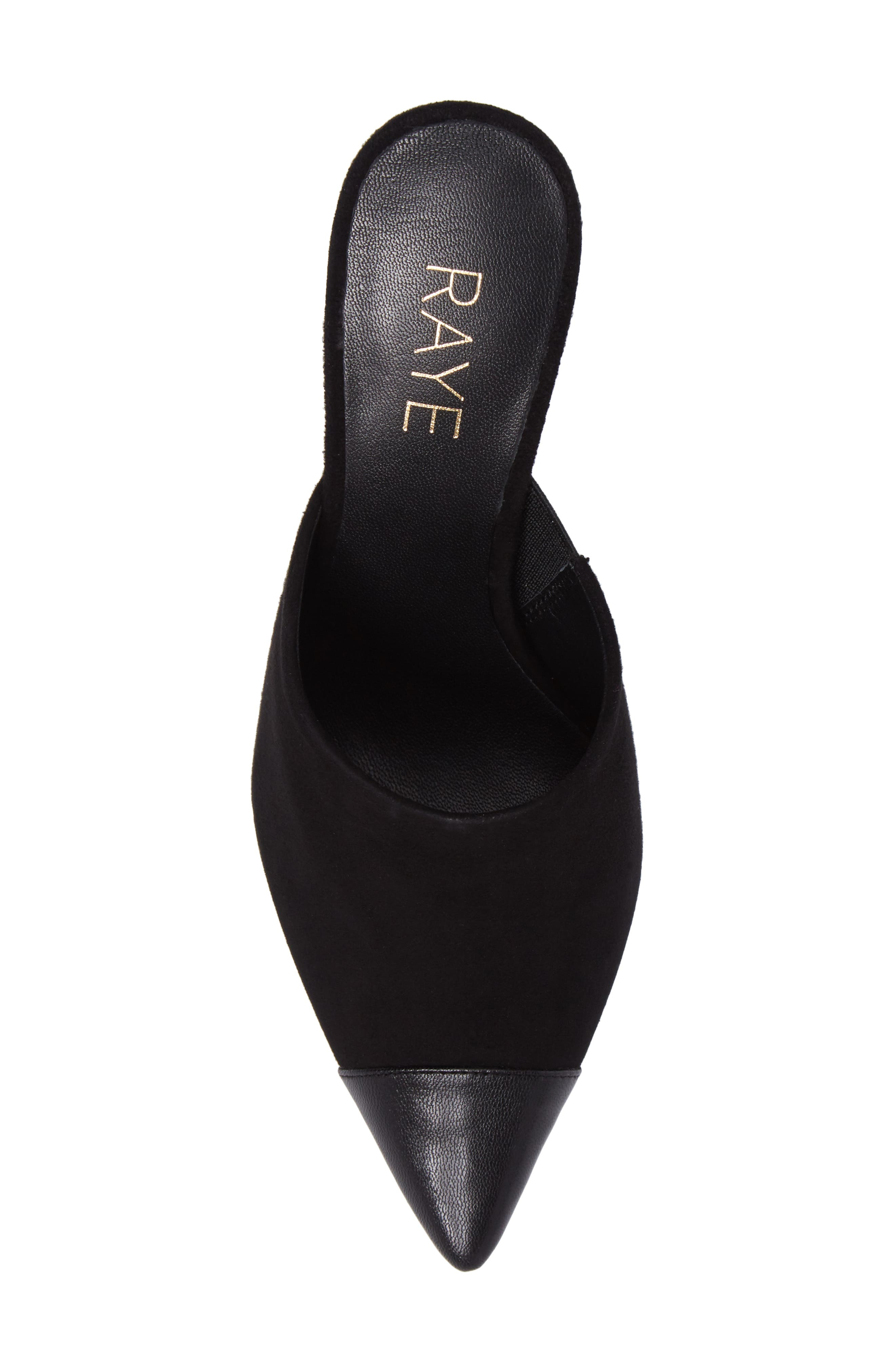 Alternate Image 5  - RAYE Phoebe Cap Toe Mule (Women)