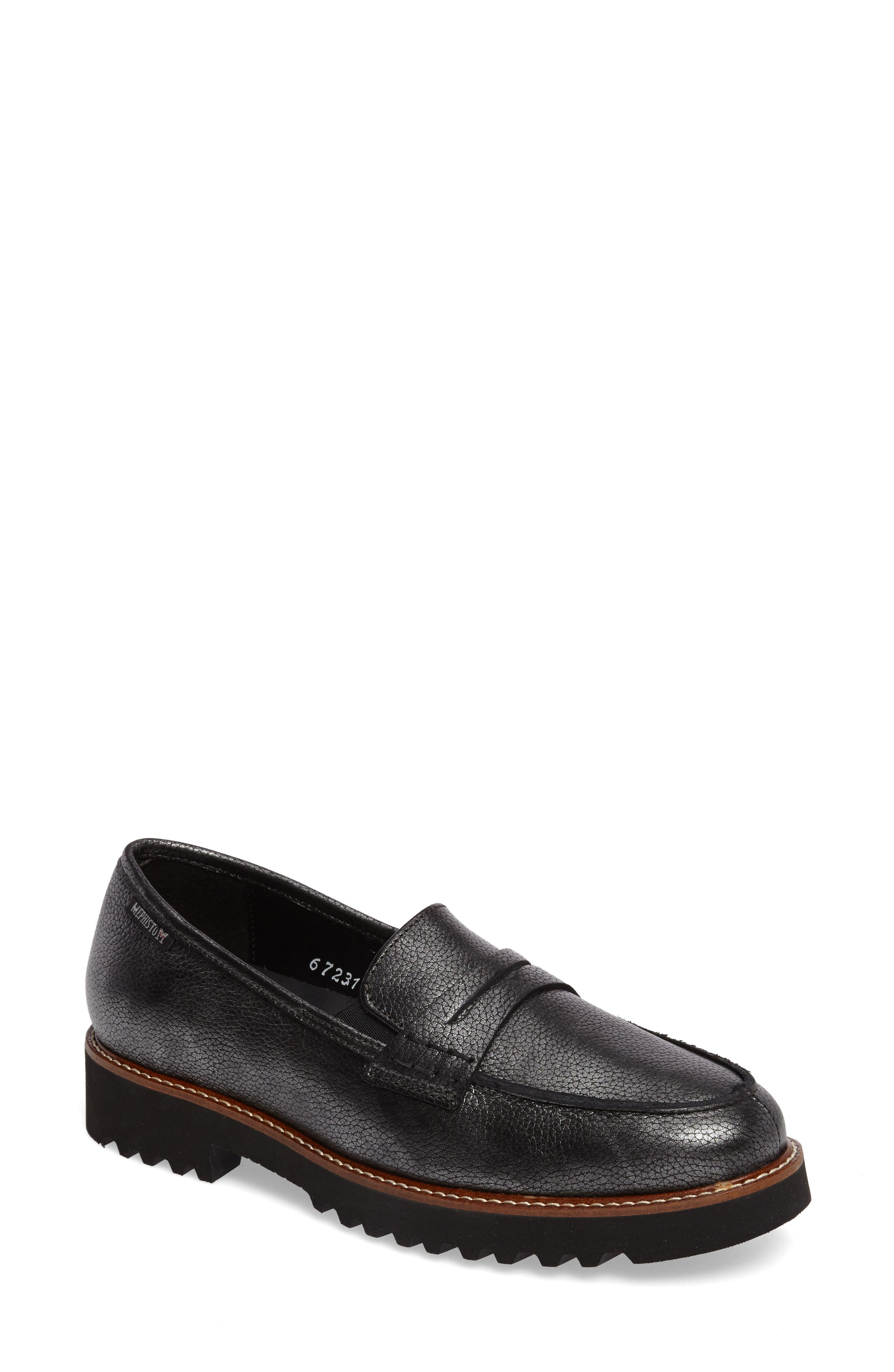 Mephisto Sidney Penny Loafer (Women)