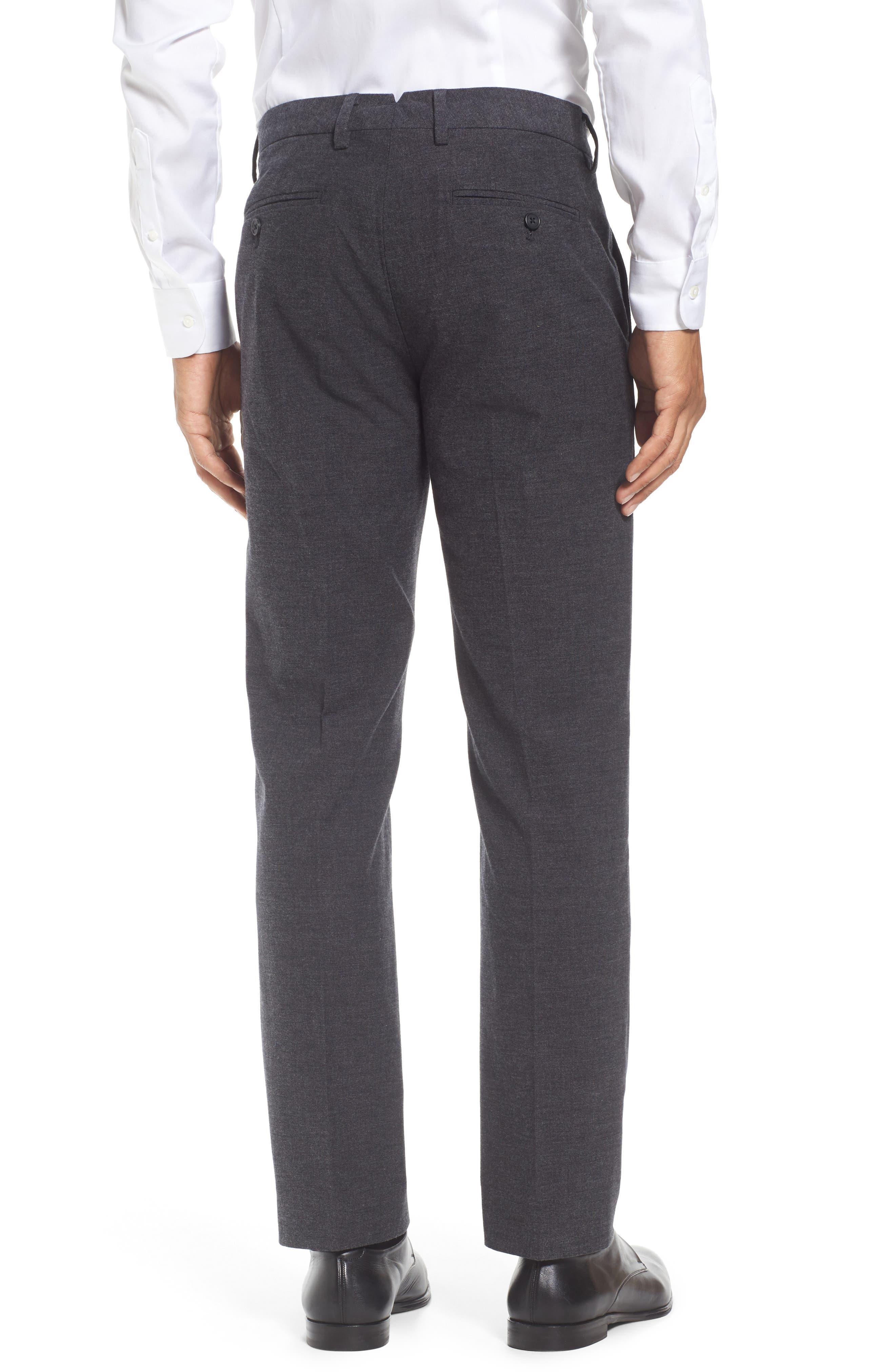 Alternate Image 2  - Bonobos Foundation Slim Fit Trousers