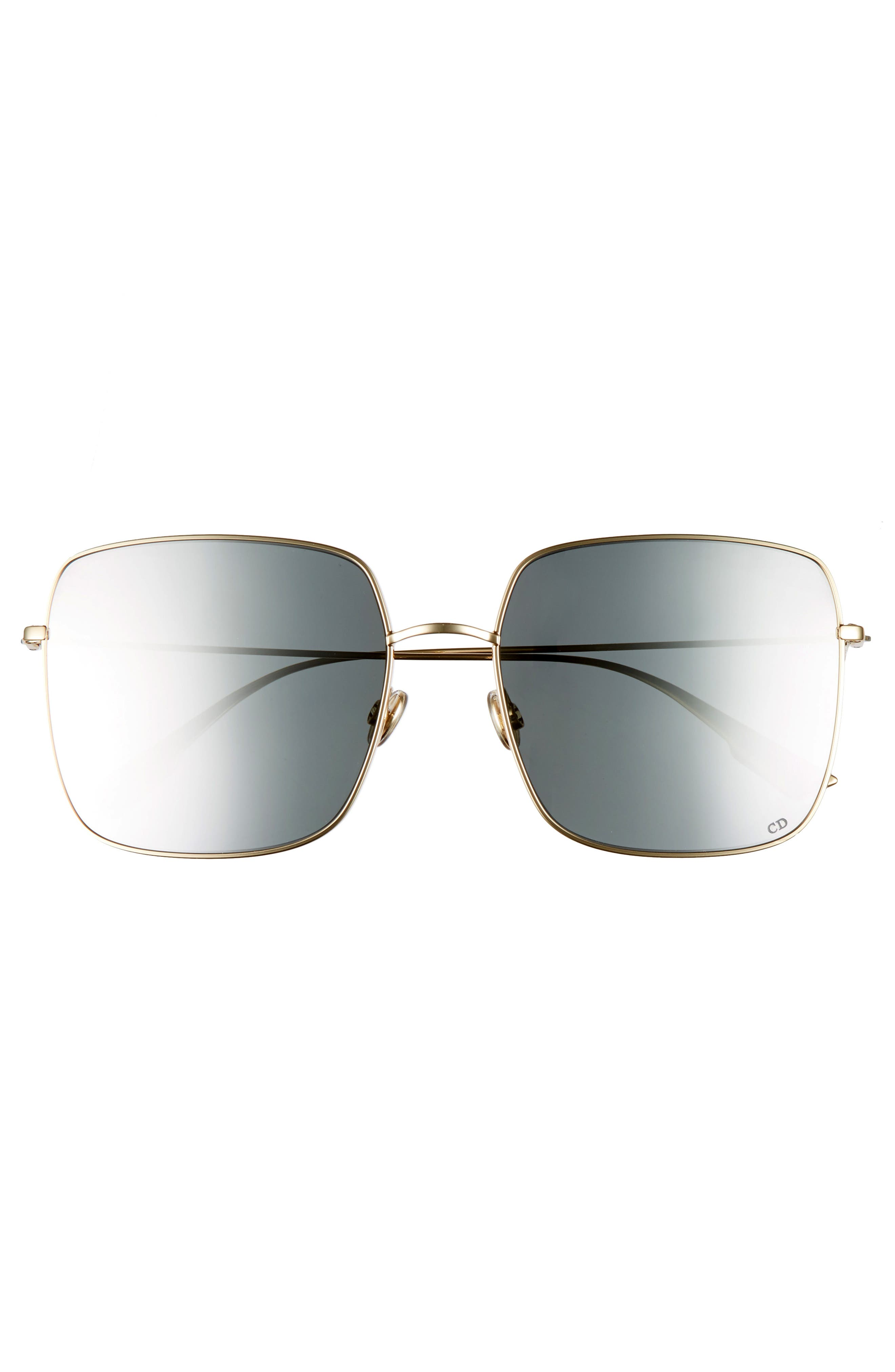 Alternate Image 3  - Dior Stellaire 1 59mm Square Sunglasses