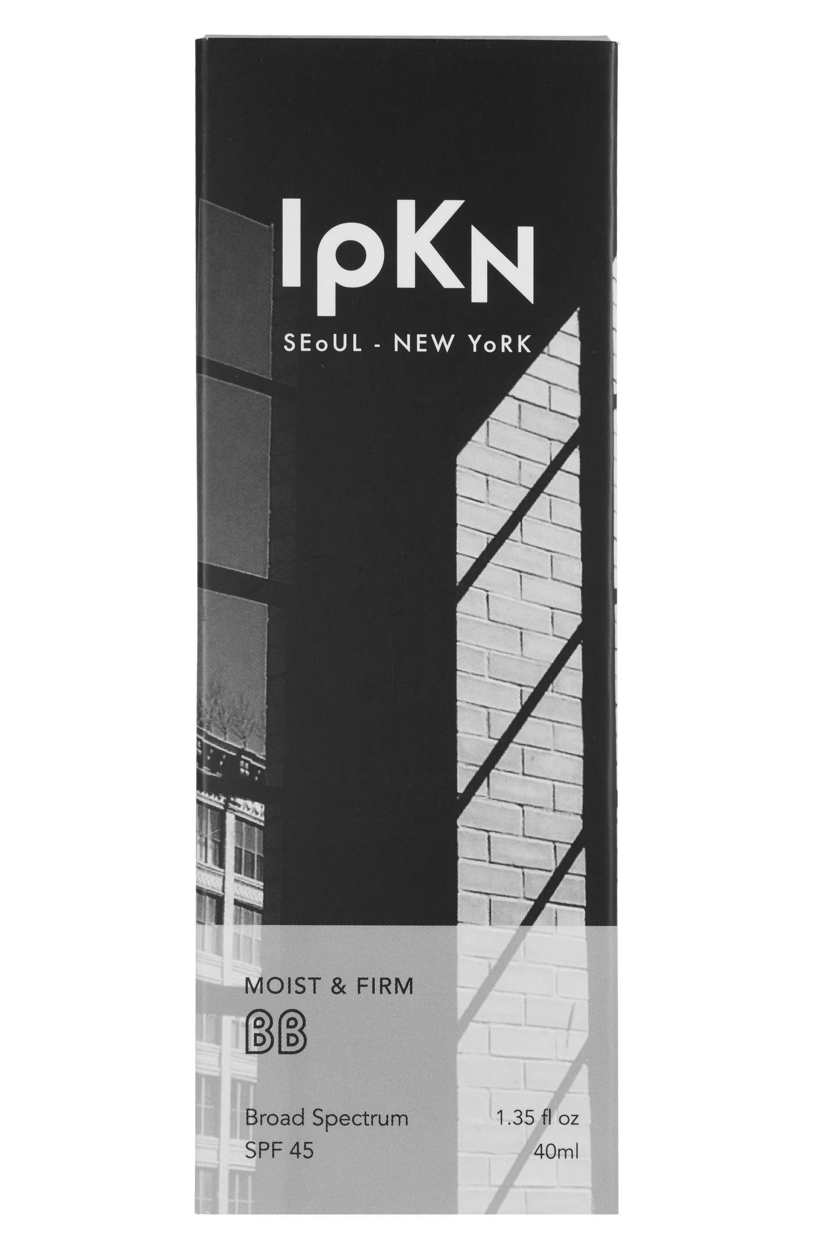 Alternate Image 2  - IPKN Moist & Firm BB Cream SPF 45 Medium
