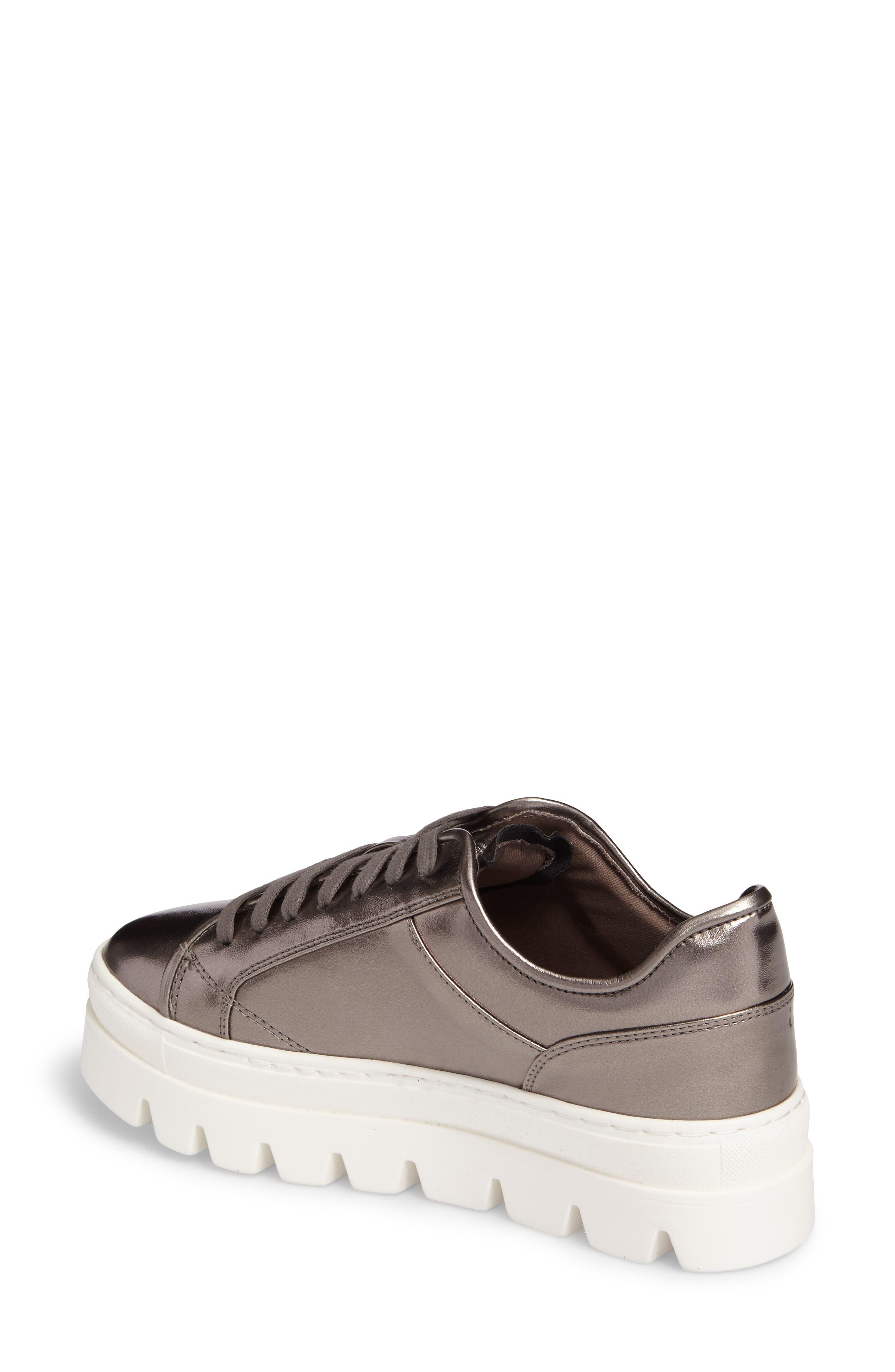 Alternate Image 2  - Steve Madden Kickstart Platform Sneaker (Women)