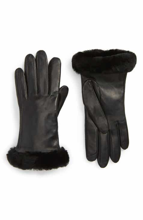 Women Leather Gloves Nordstrom