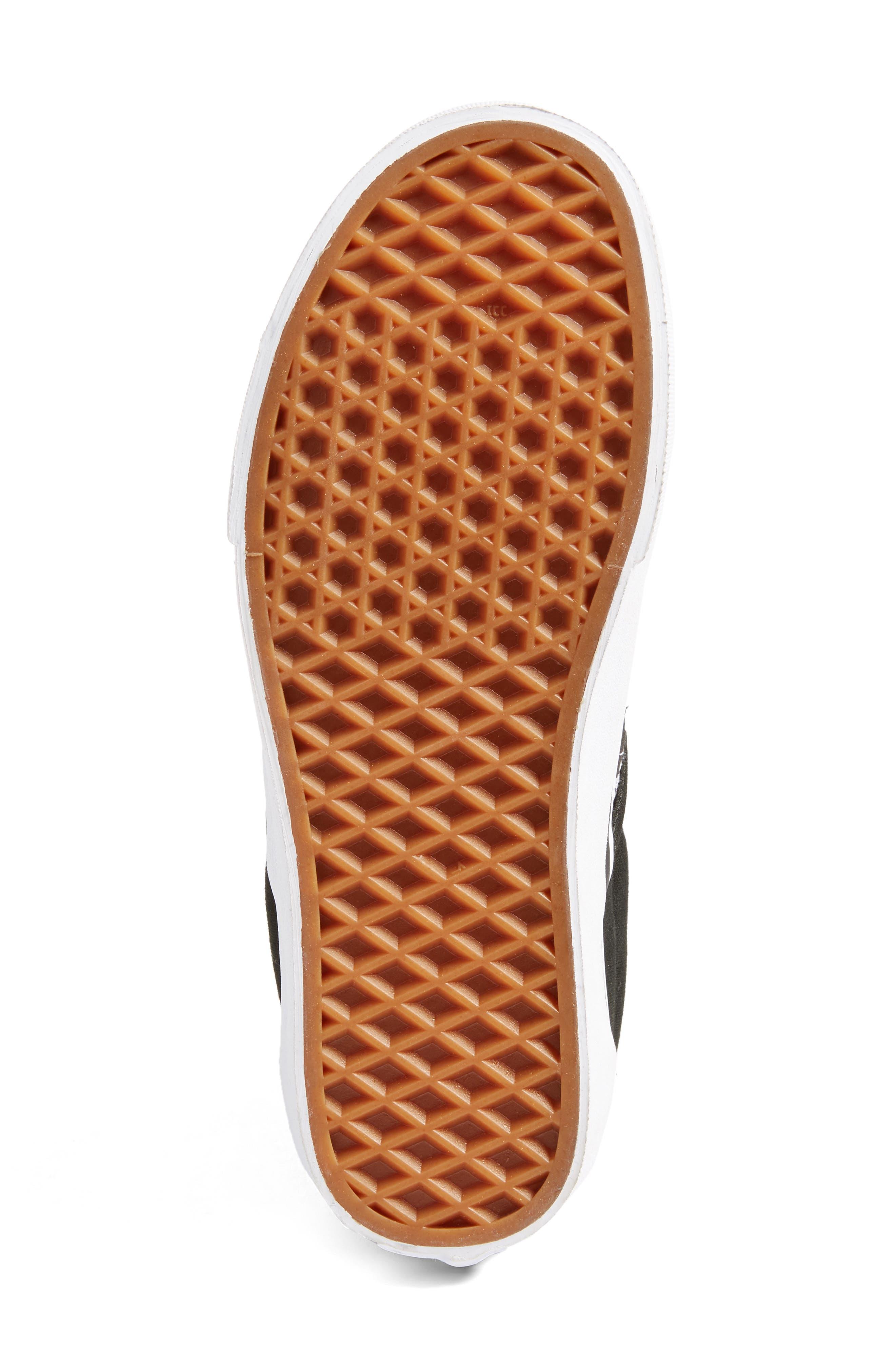 Alternate Image 6  - Vans x KARL LAGERFELD Houndstooth Slip-On Sneaker (Women)