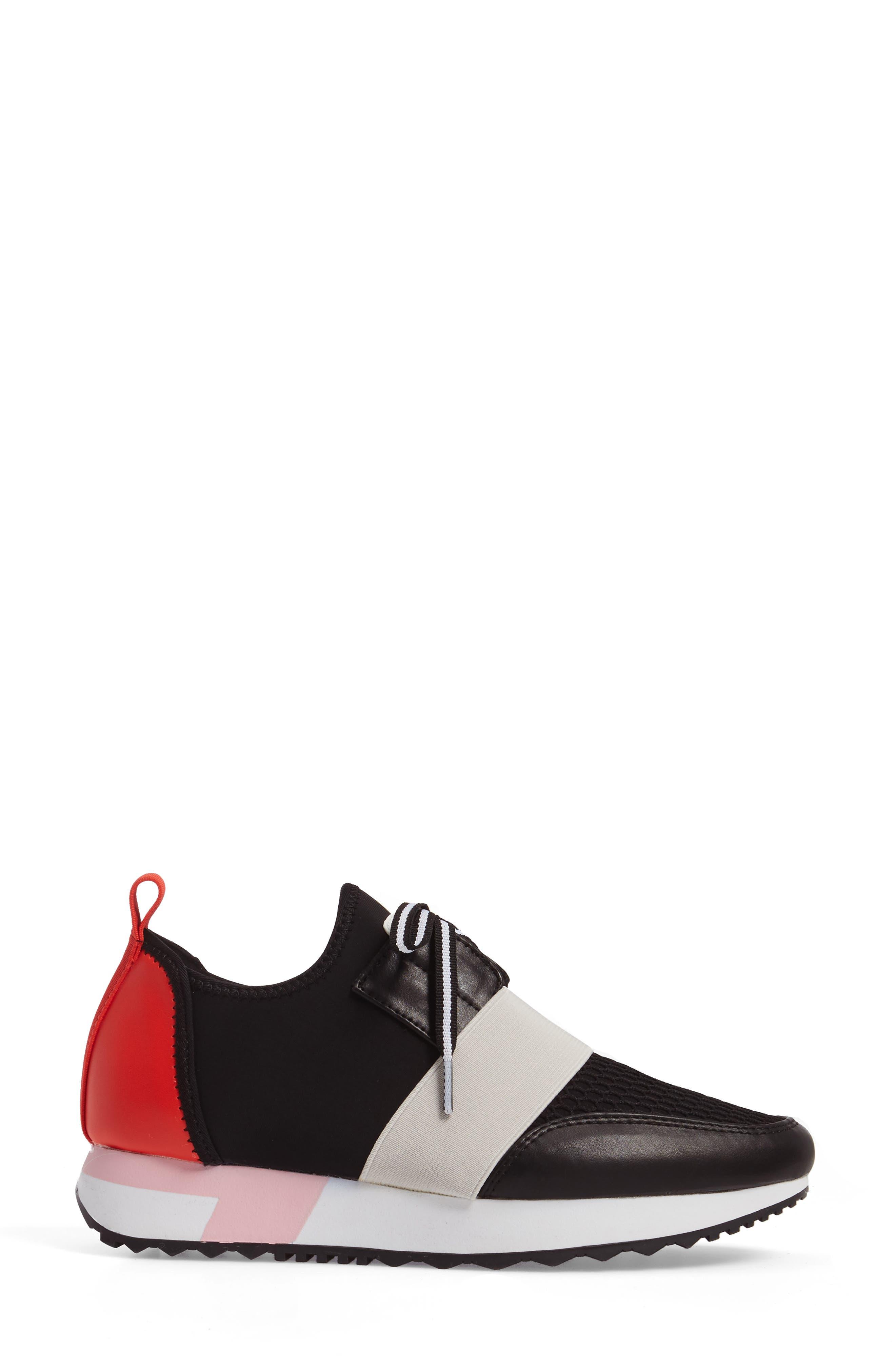 Alternate Image 3  - Steve Madden Antics Sneaker (Women)
