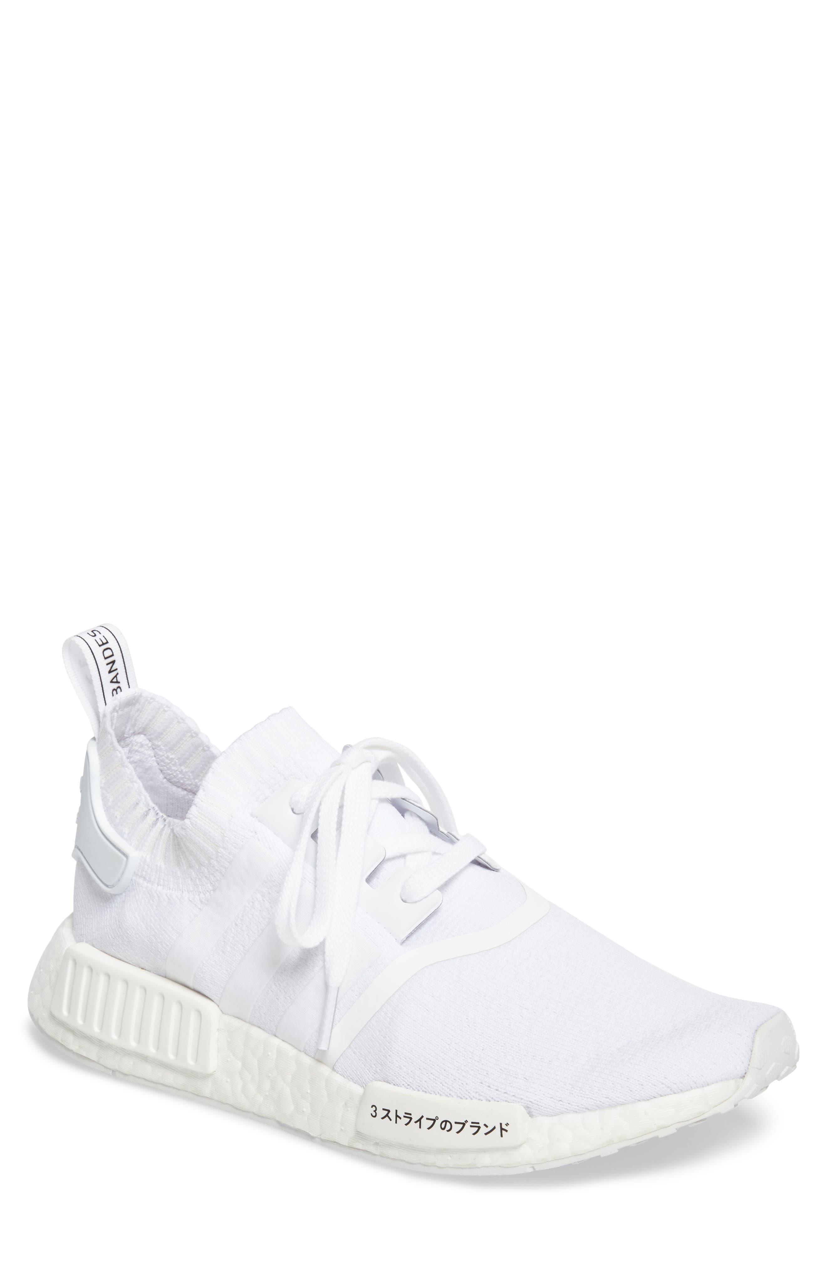adidas NMD R1 Primeknit Sneaker (Men)