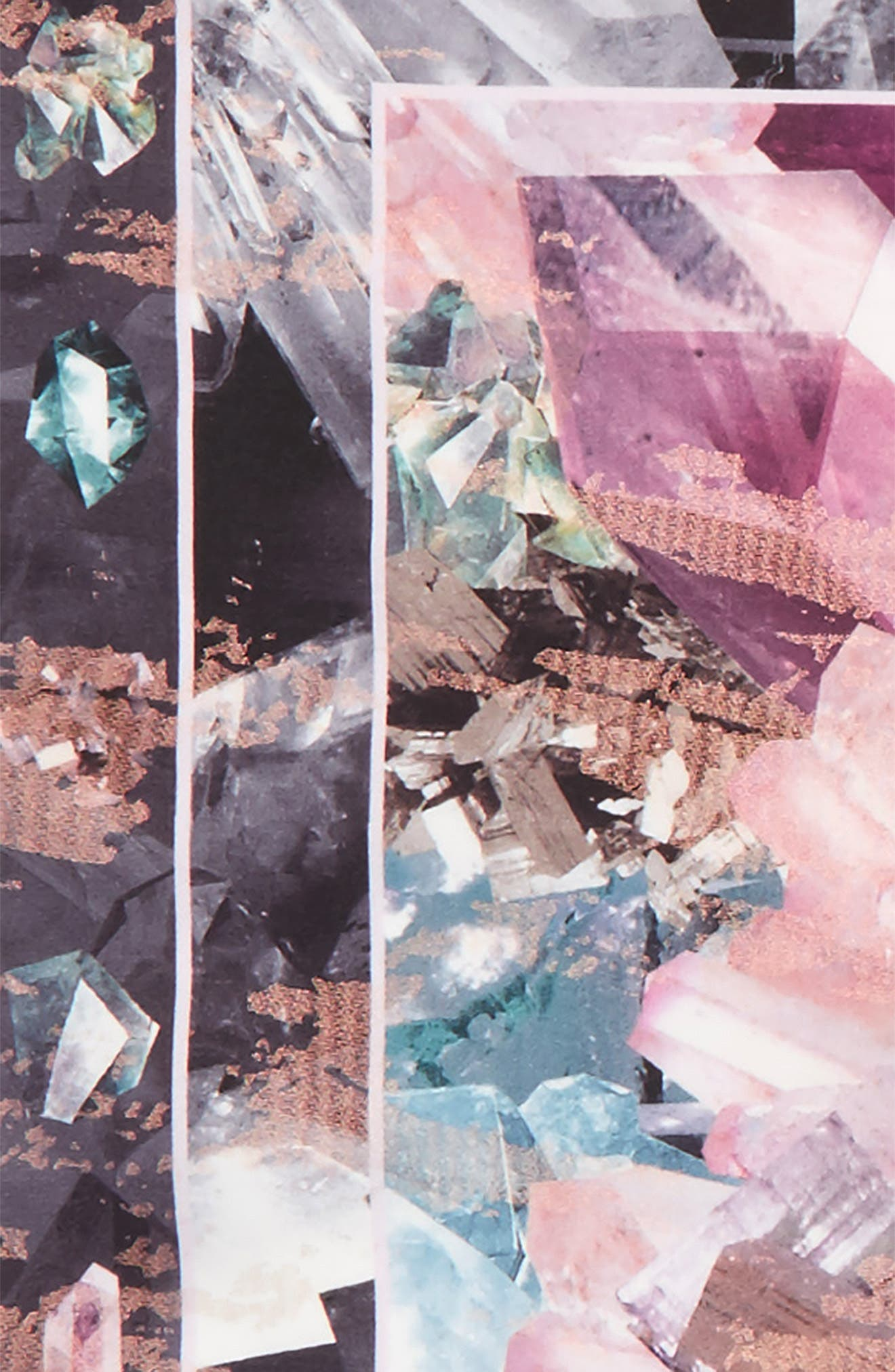 Alternate Image 3  - Ted Baker London Mirrored Minerals Silk Scarf