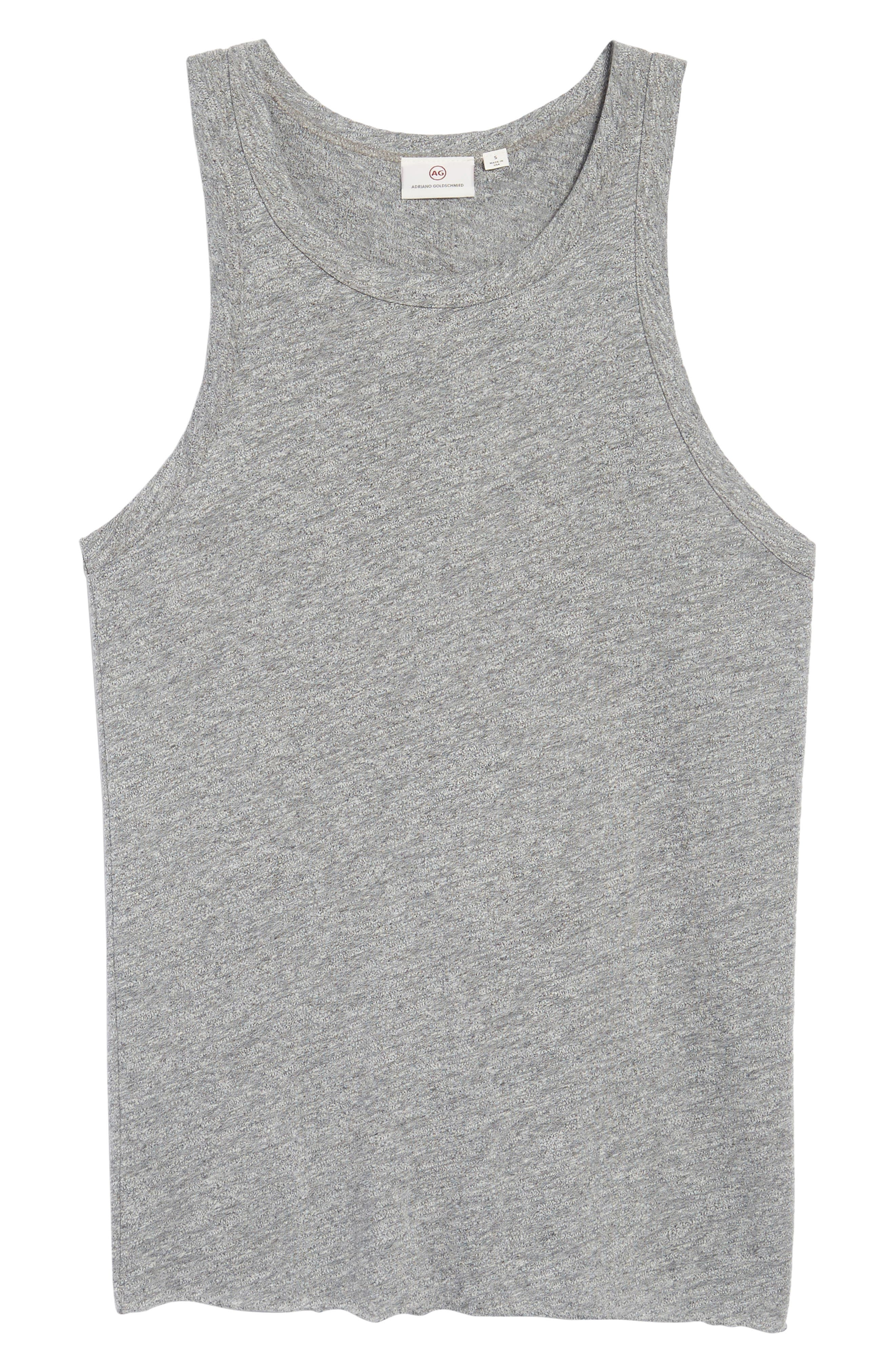 Lexi Tank,                             Alternate thumbnail 6, color,                             Speckled Heather Grey