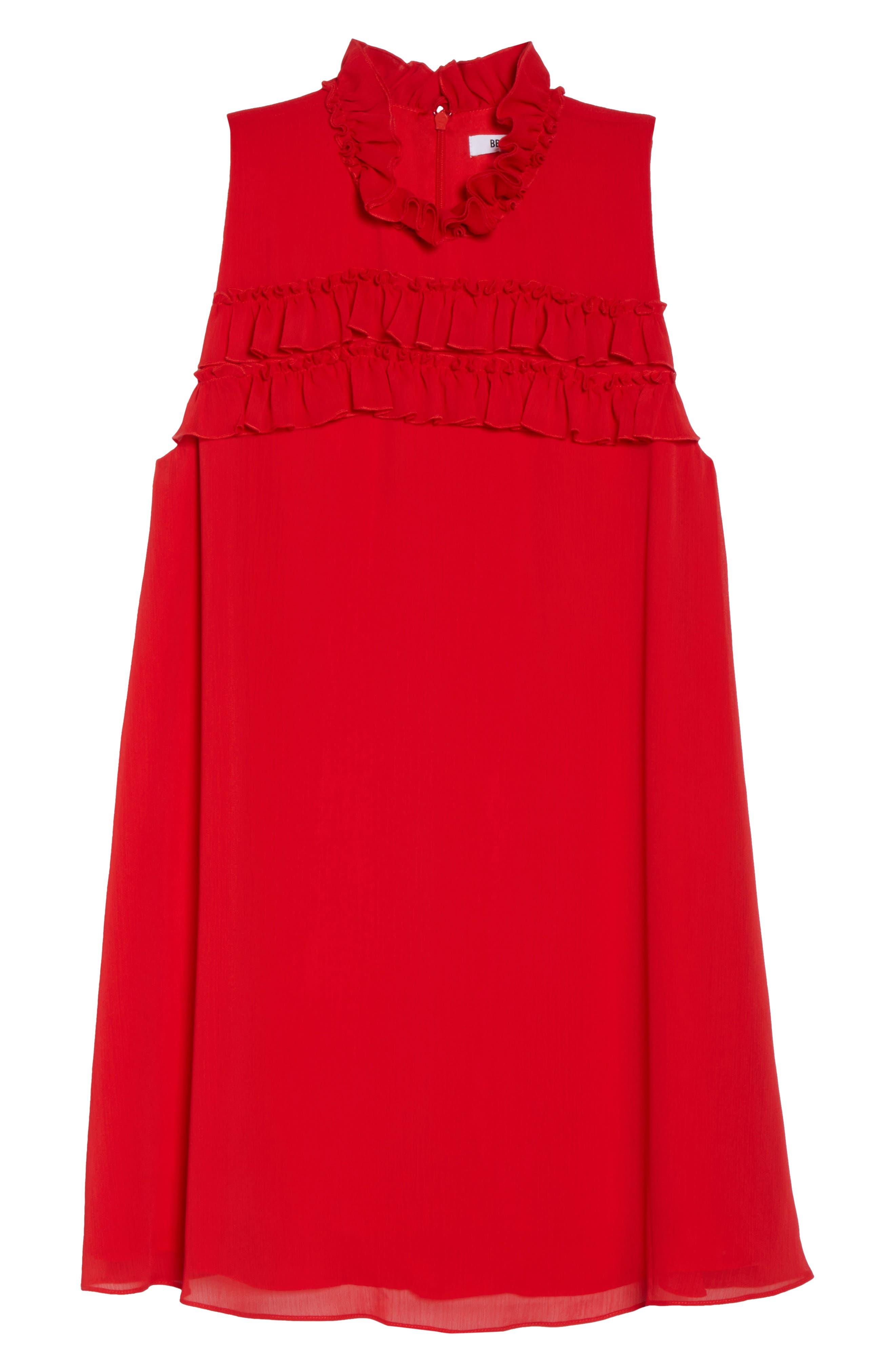 Alternate Image 6  - BB Dakota Hanson Trapeze Dress