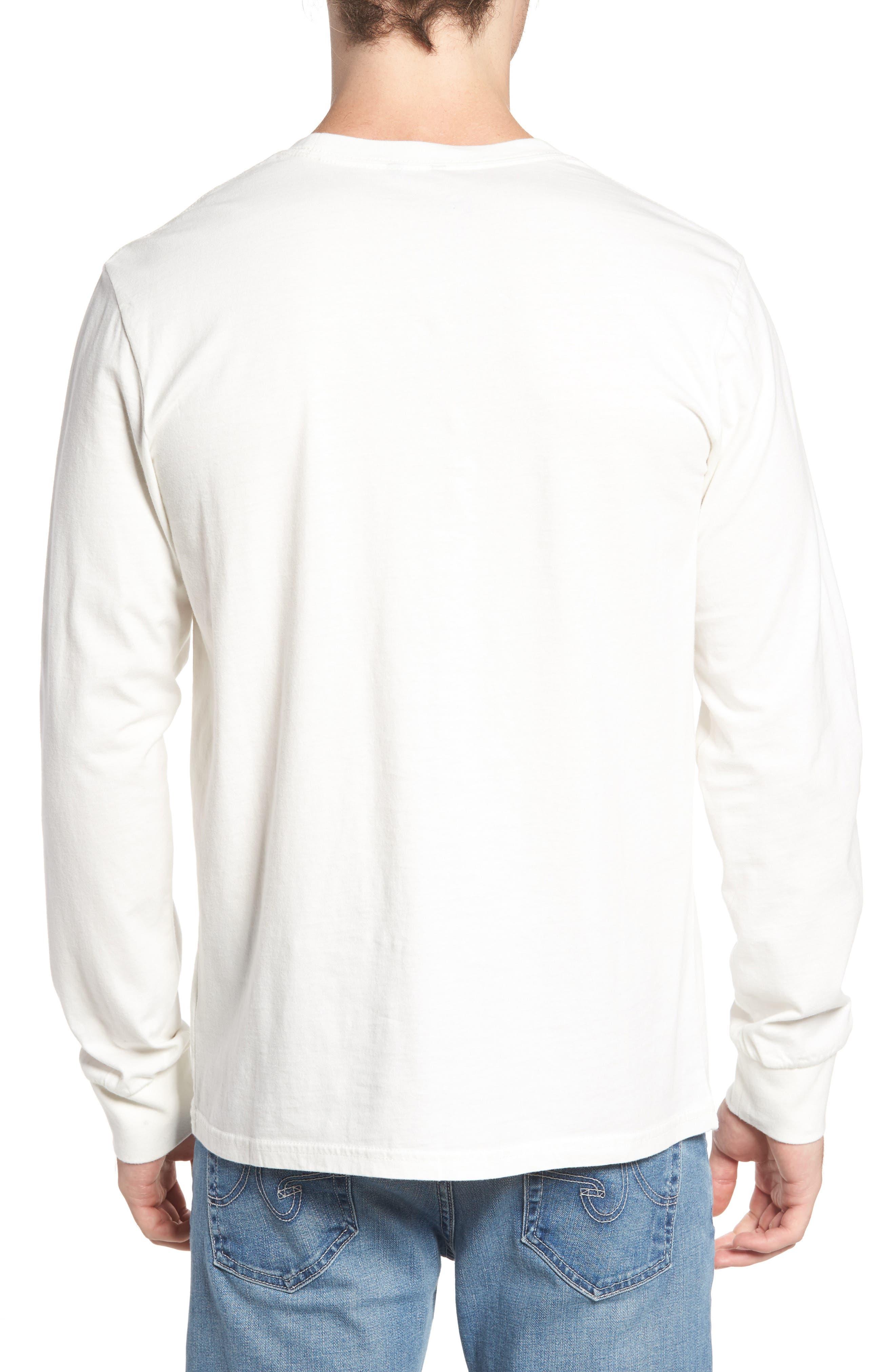 Pocket T-Shirt,                             Alternate thumbnail 2, color,                             Off White