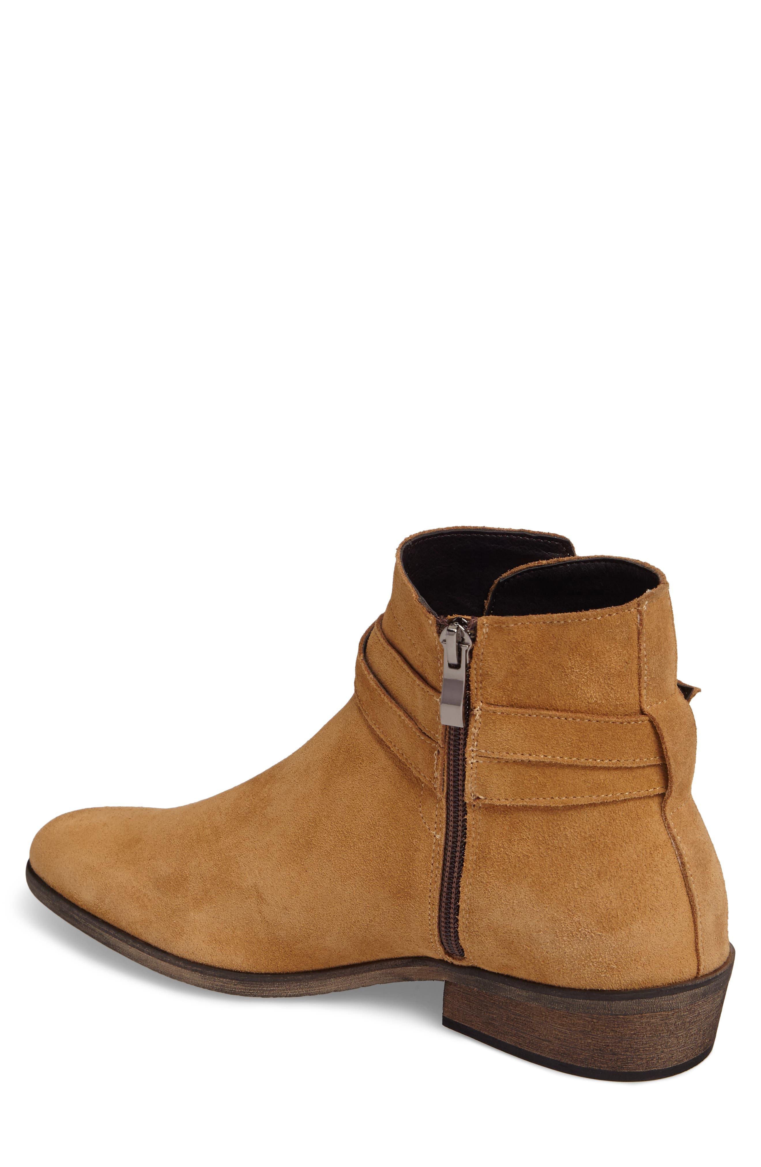 Alternate Image 2  - The Rail Seneca Zip Boot (Men)
