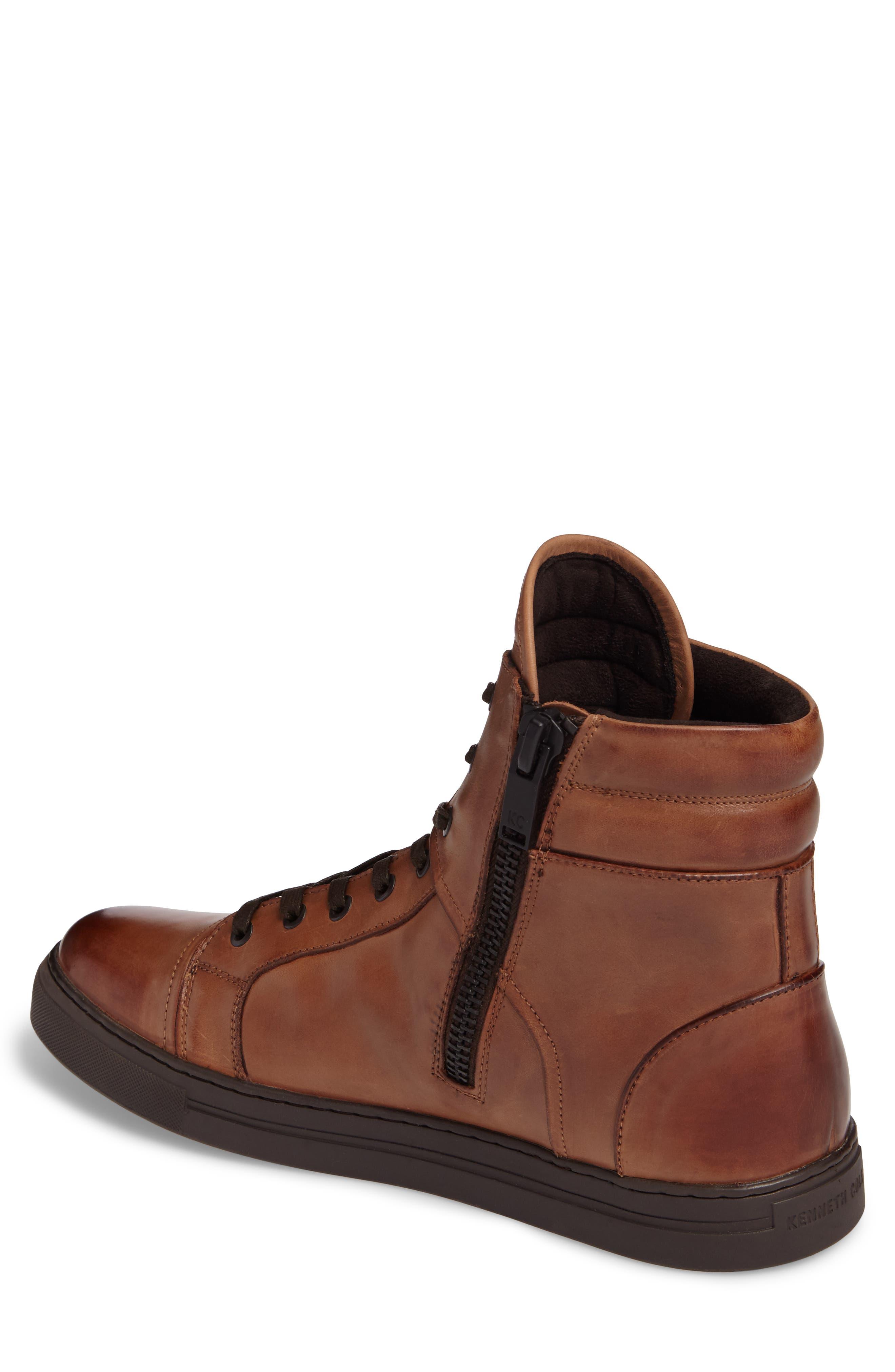 Alternate Image 2  - Kenneth Cole New York Double Header Sneaker (Men)