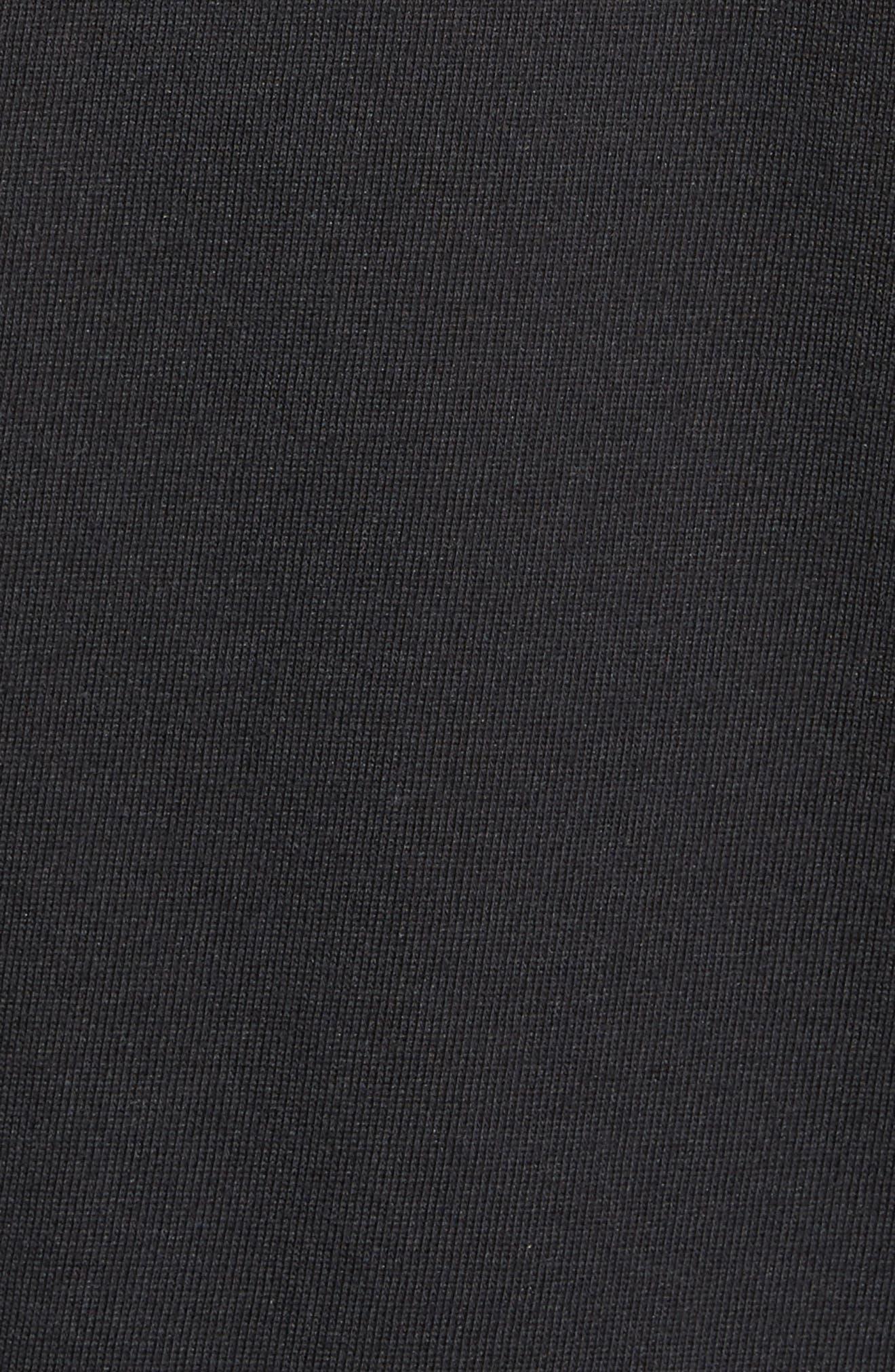 Control Dri-FIT T-Shirt,                             Alternate thumbnail 5, color,                             Black (00A)