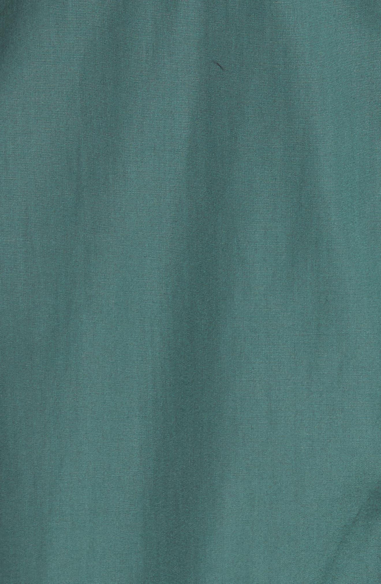 Alternate Image 6  - Adam Lippes Cotton Poplin Trapeze Shirt