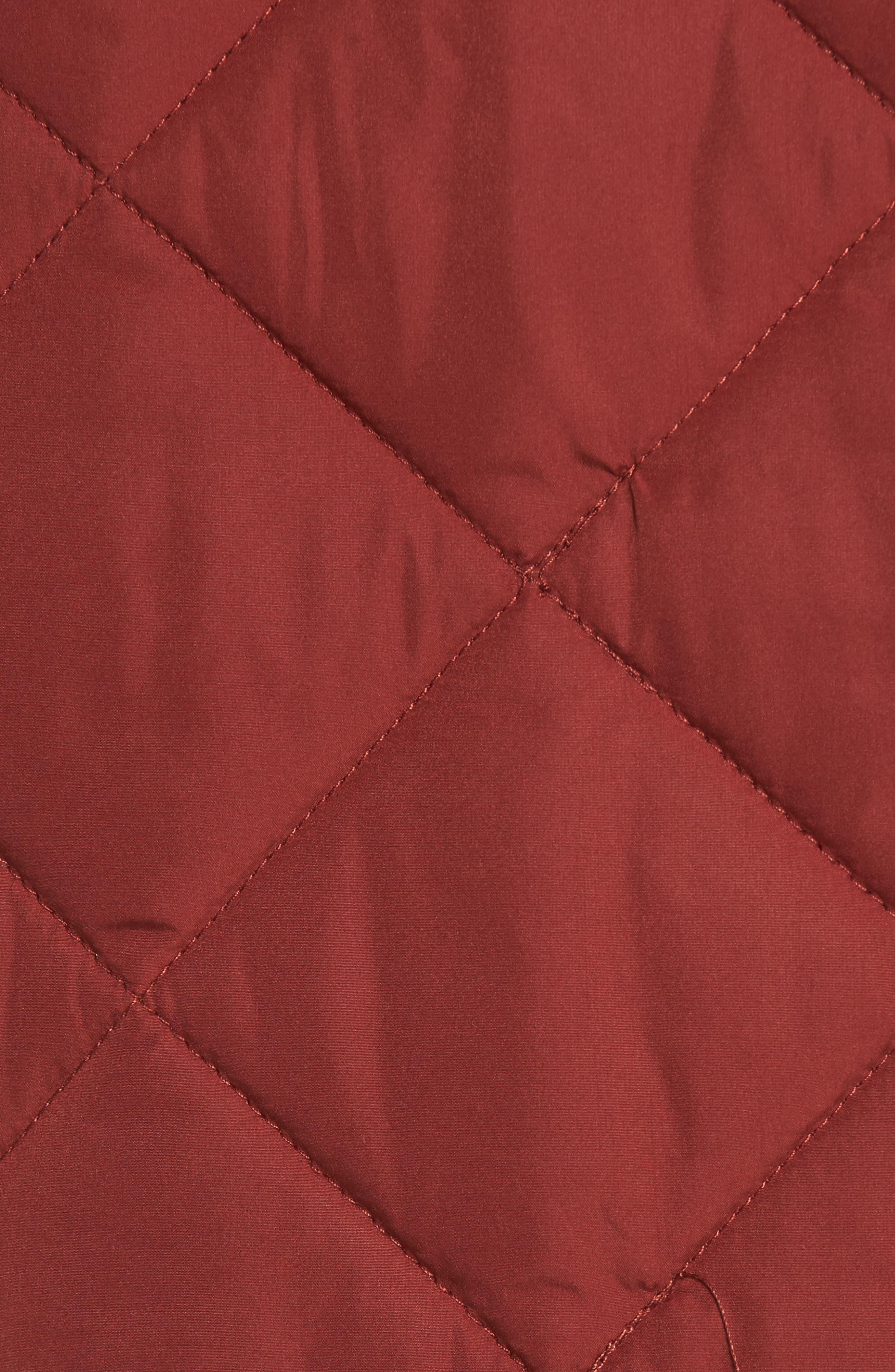 Alternate Image 5  - IIse Jacobsen Hornbaek Quilted Coat