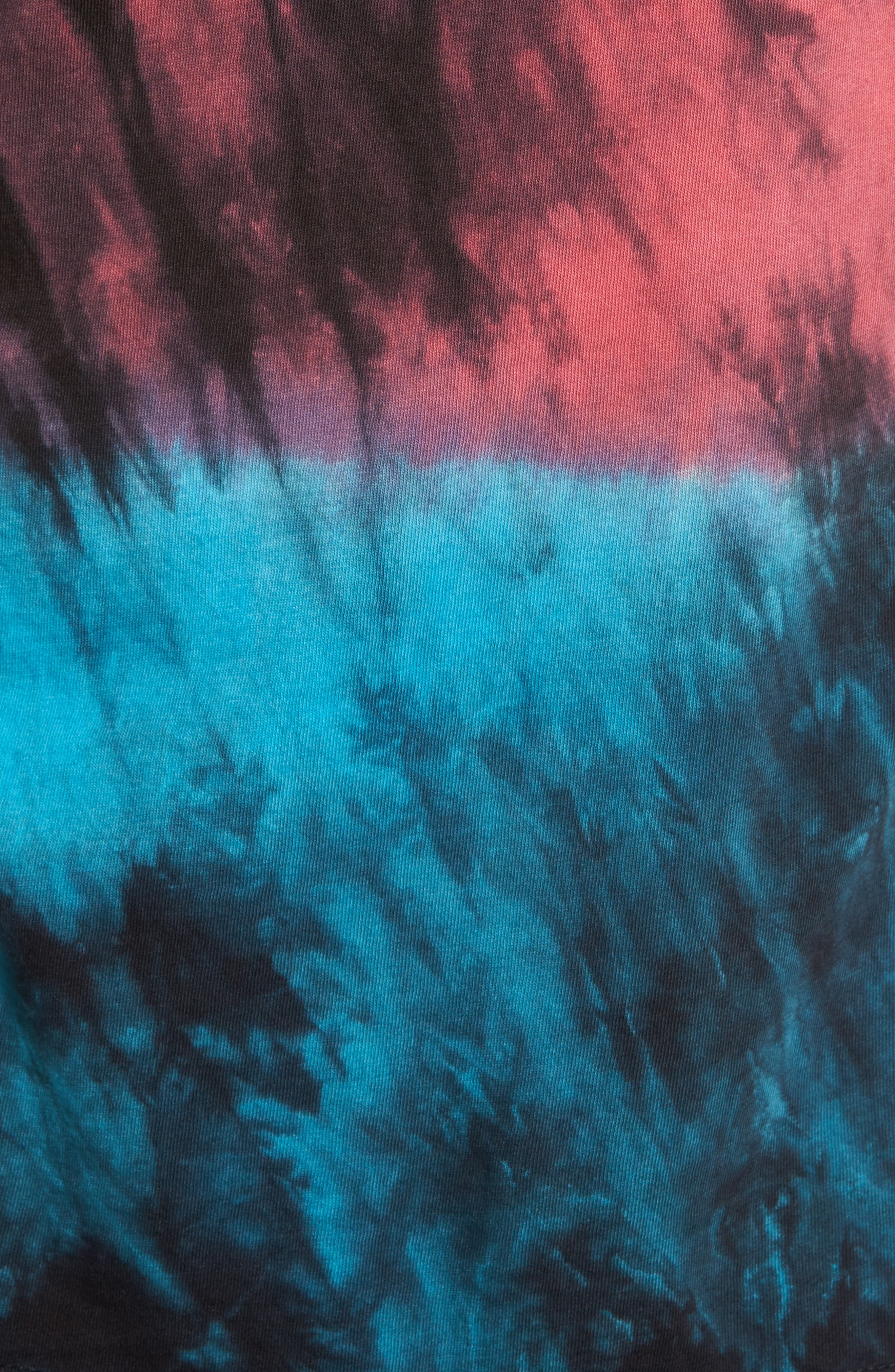 Alternate Image 5  - O'Neill The Lawn Graphic Tie Dye T-Shirt