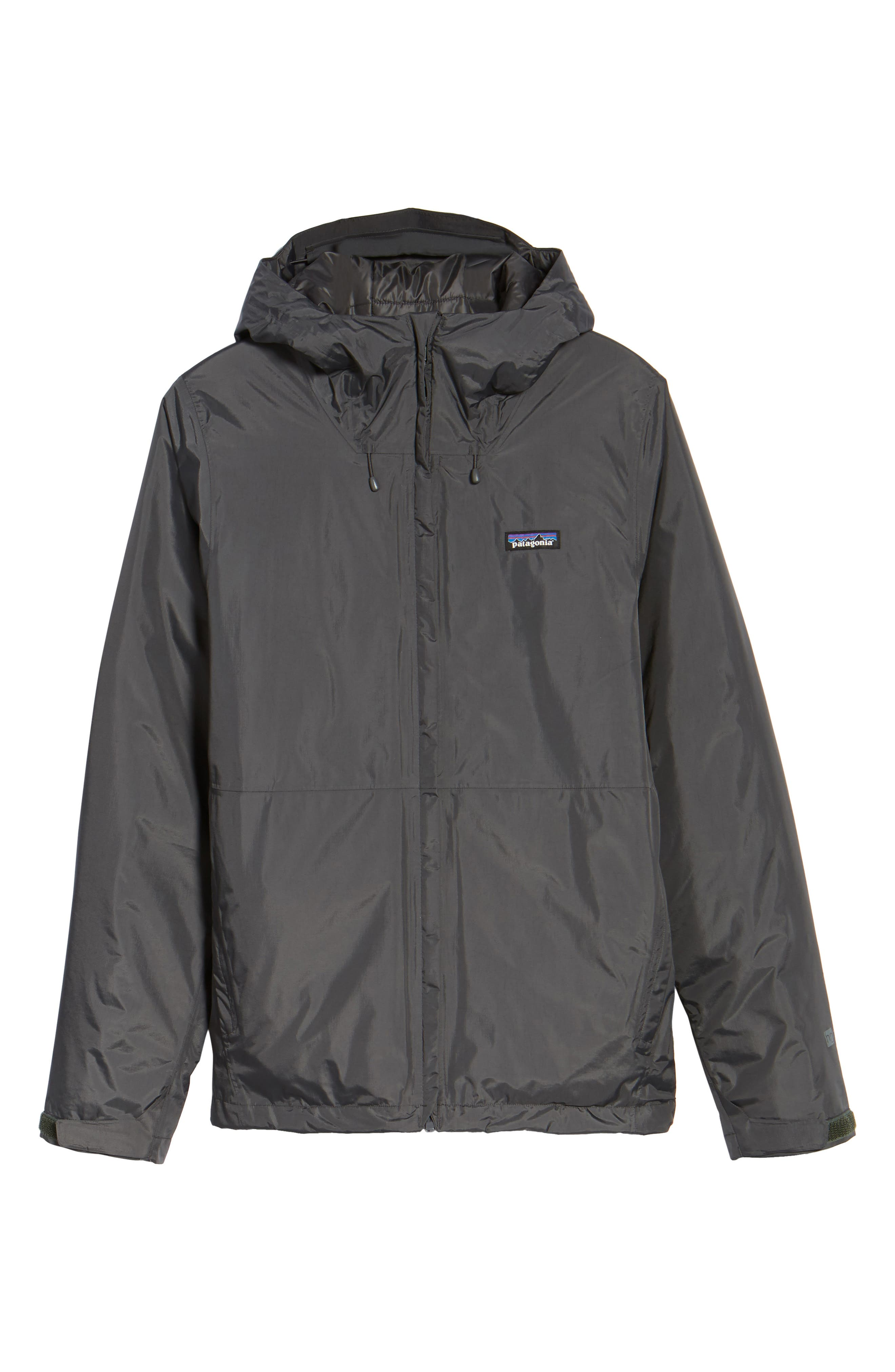 Torrentshell H2No<sup>®</sup> Packable Insulated Rain Jacket,                             Alternate thumbnail 6, color,                             Forge Grey