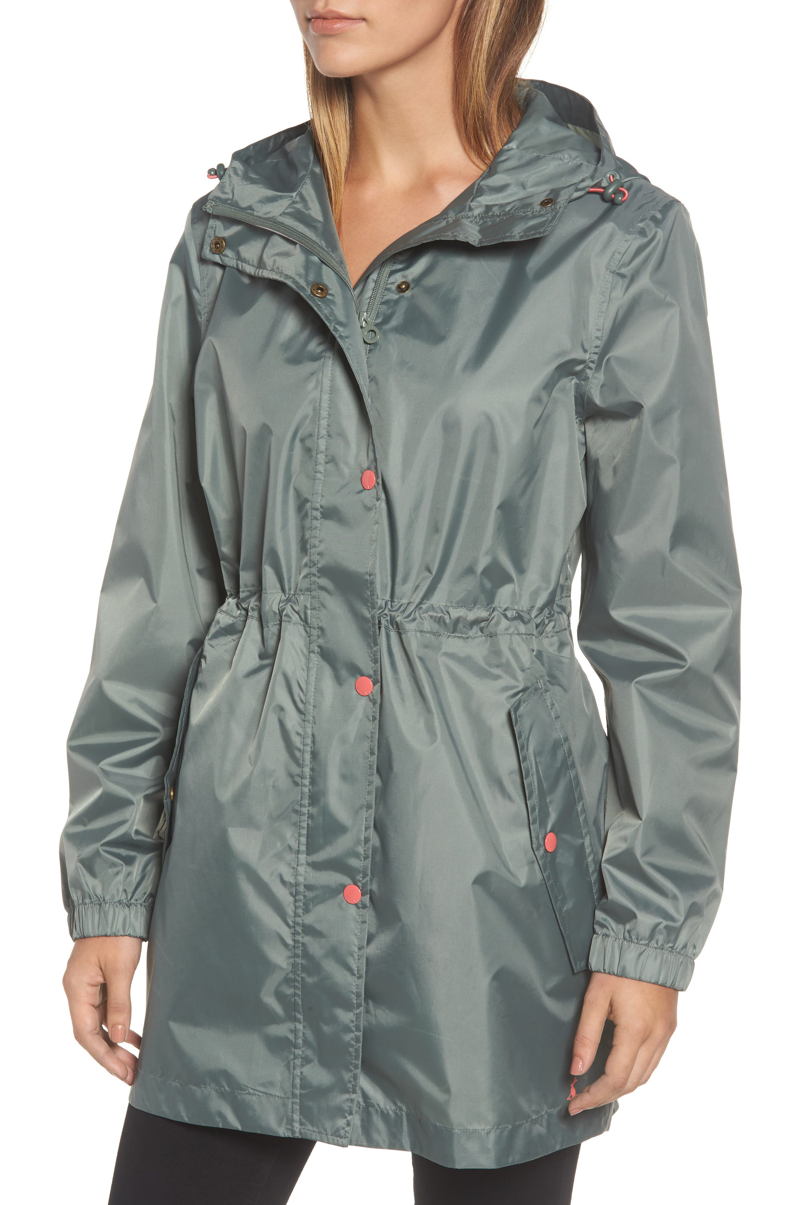 Alternate Image 4  - Joules Right as Rain Packable Hooded Raincoat