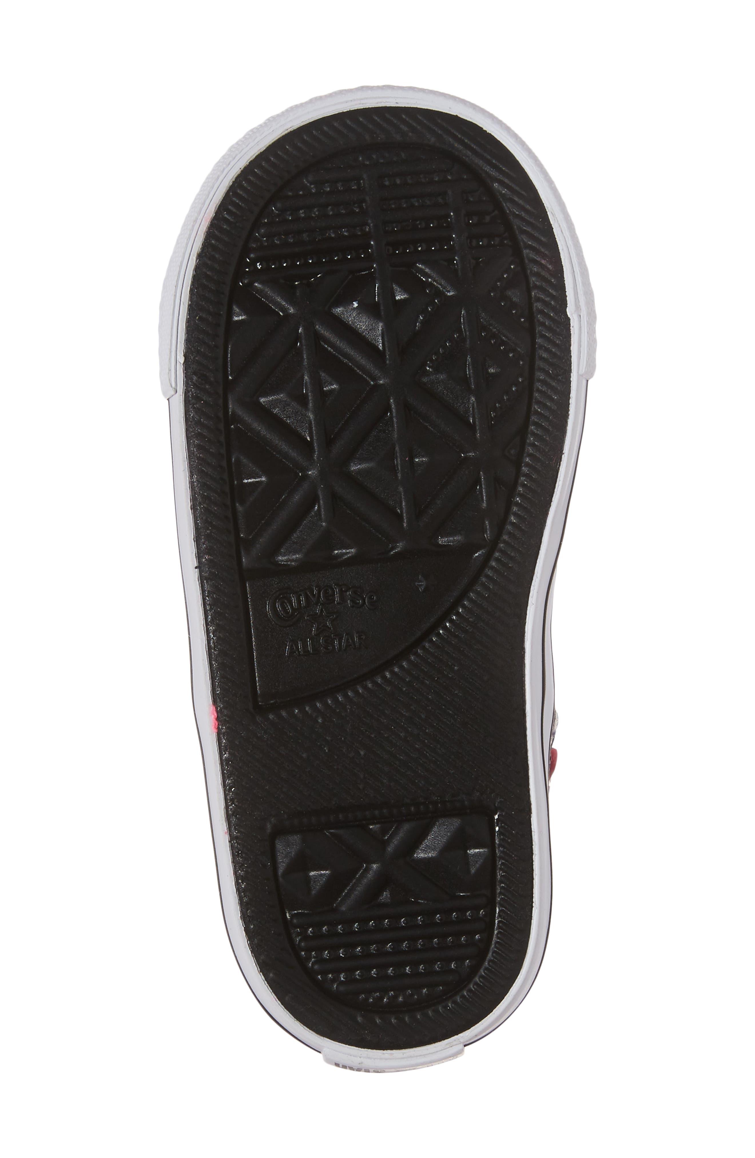Alternate Image 6  - Converse Chuck Taylor® All Star® Sport Zip High Top Sneaker (Baby, Walker, Toddler, Little Kid & Big Kid)