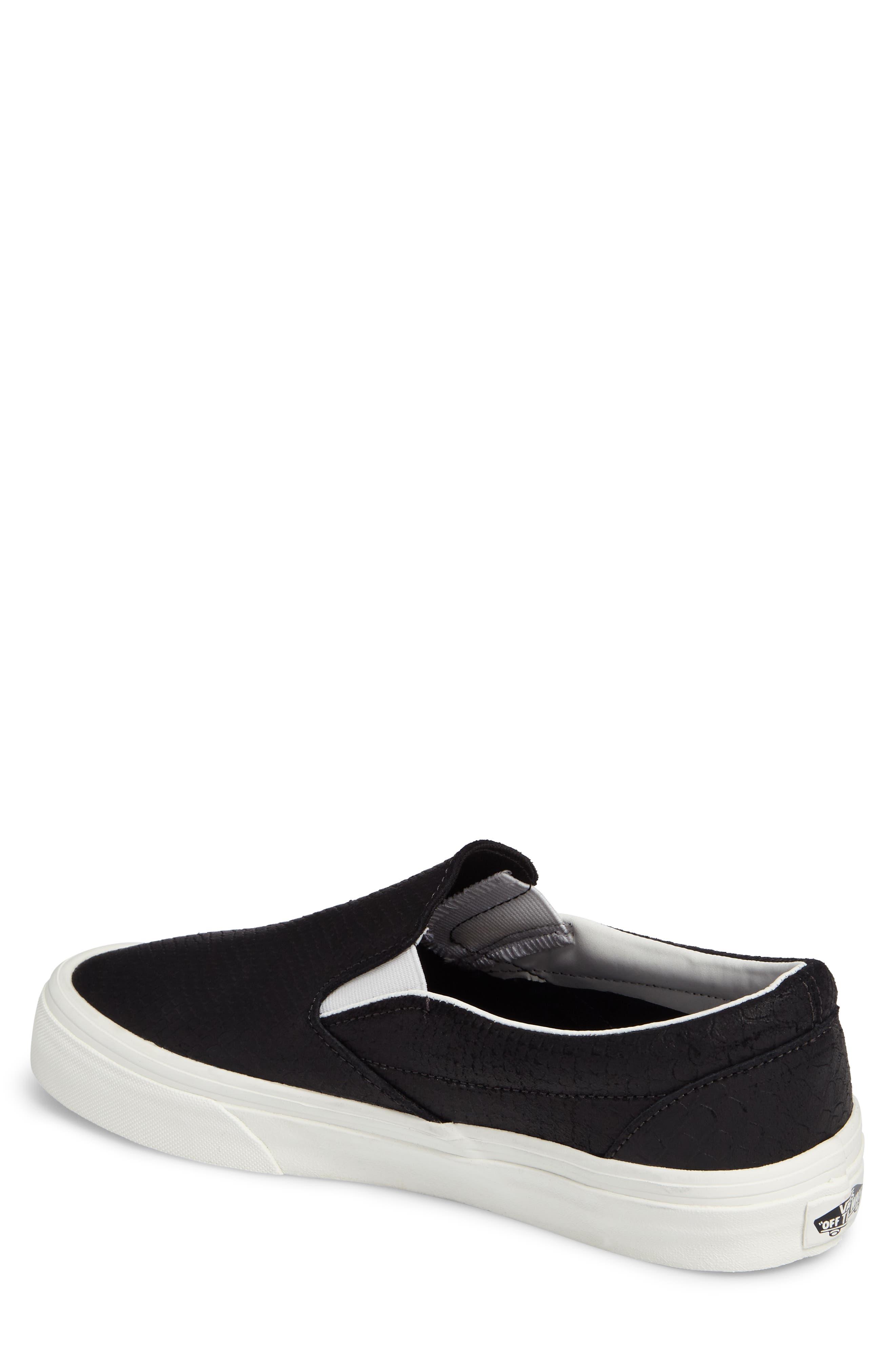 Alternate Image 2  - Vans 'Classic' Slip-On Sneaker (Men)