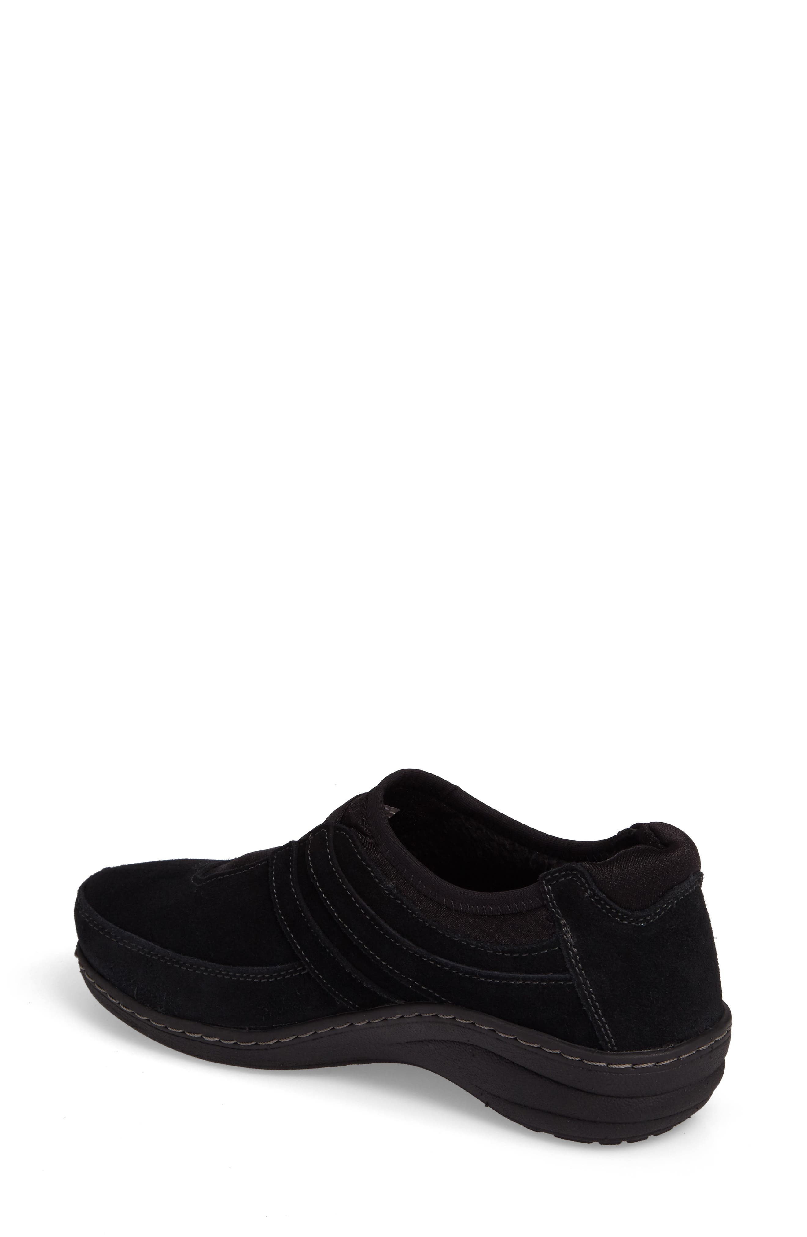 Alternate Image 2  - Aetrex Berries Slip-On Sneaker (Women)