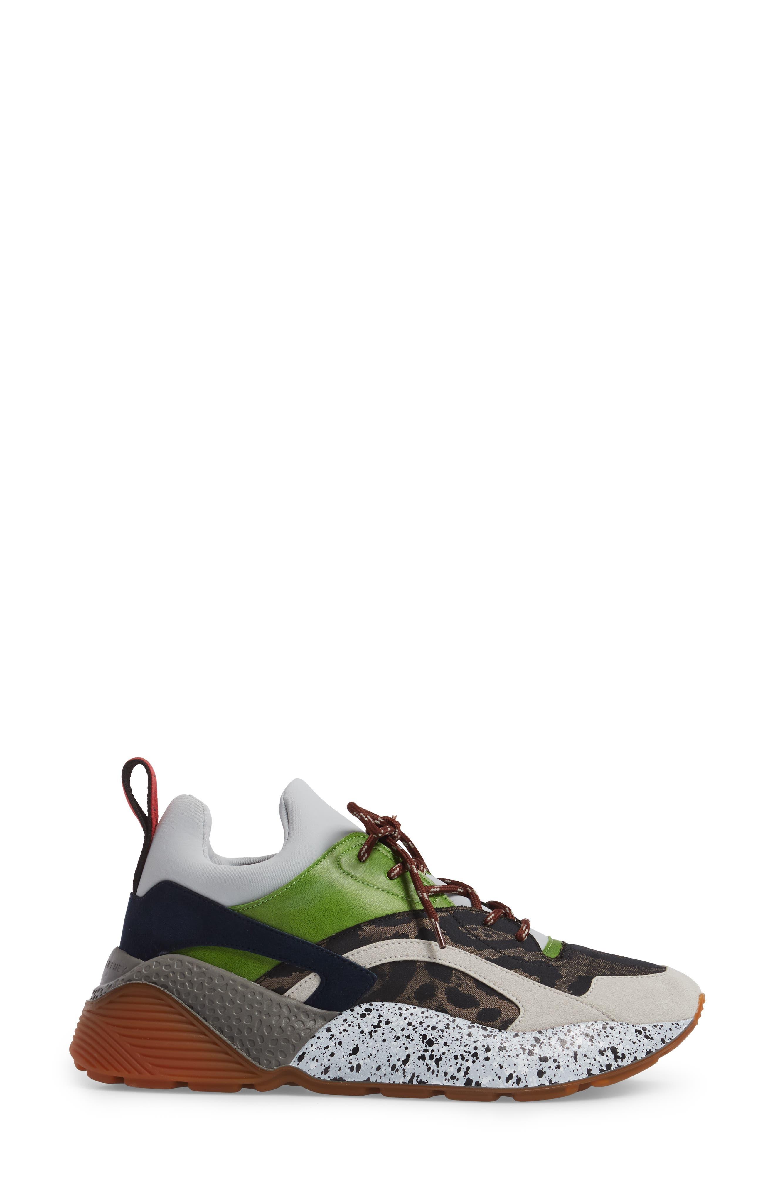 Eclypse Sneaker,                             Alternate thumbnail 3, color,                             Grey Multi