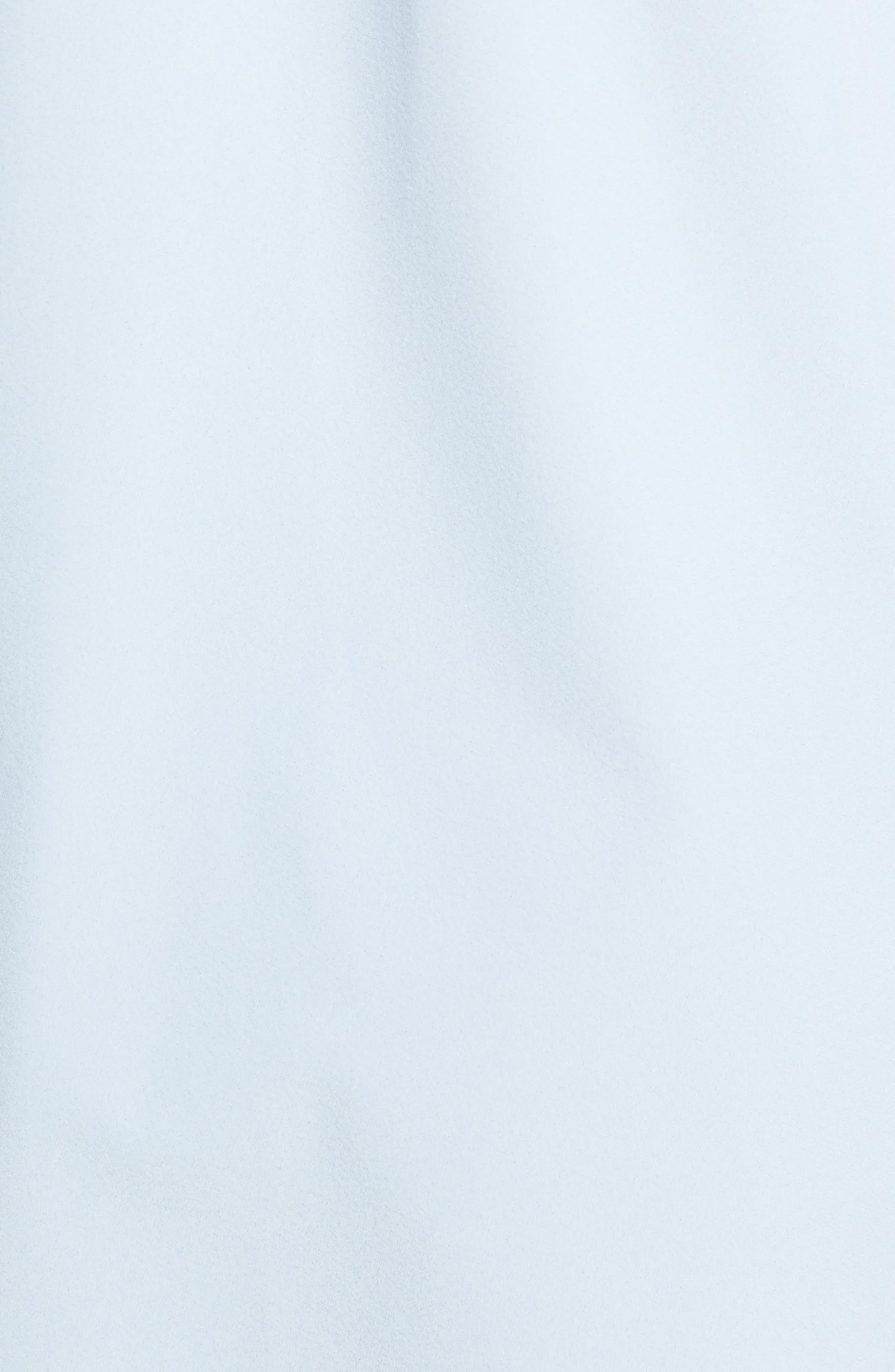 Blue Label Nelson Slim Fit Sport Shirt,                             Alternate thumbnail 5, color,                             Blue