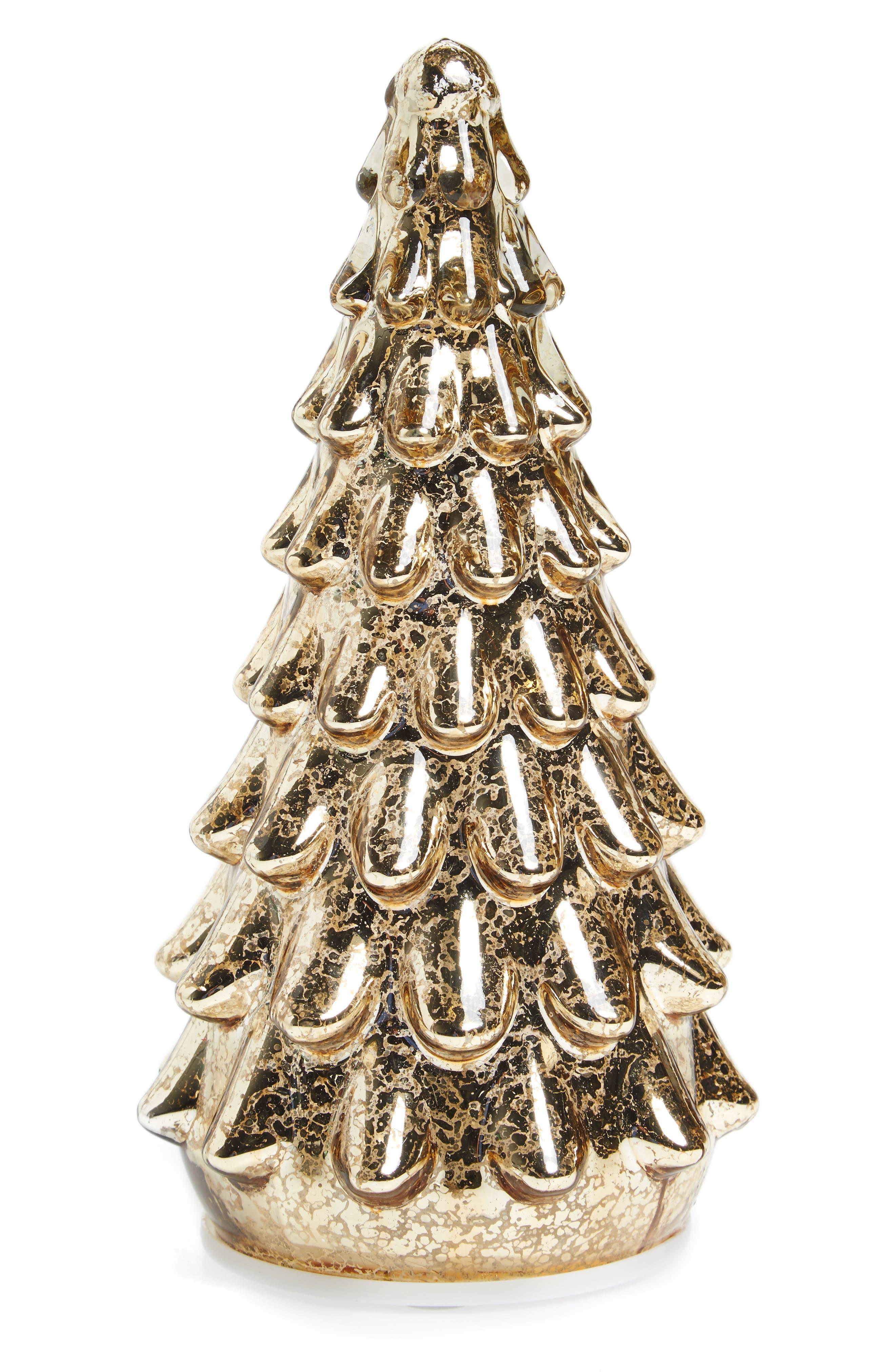 Creative Co-Op LED Glass Tree
