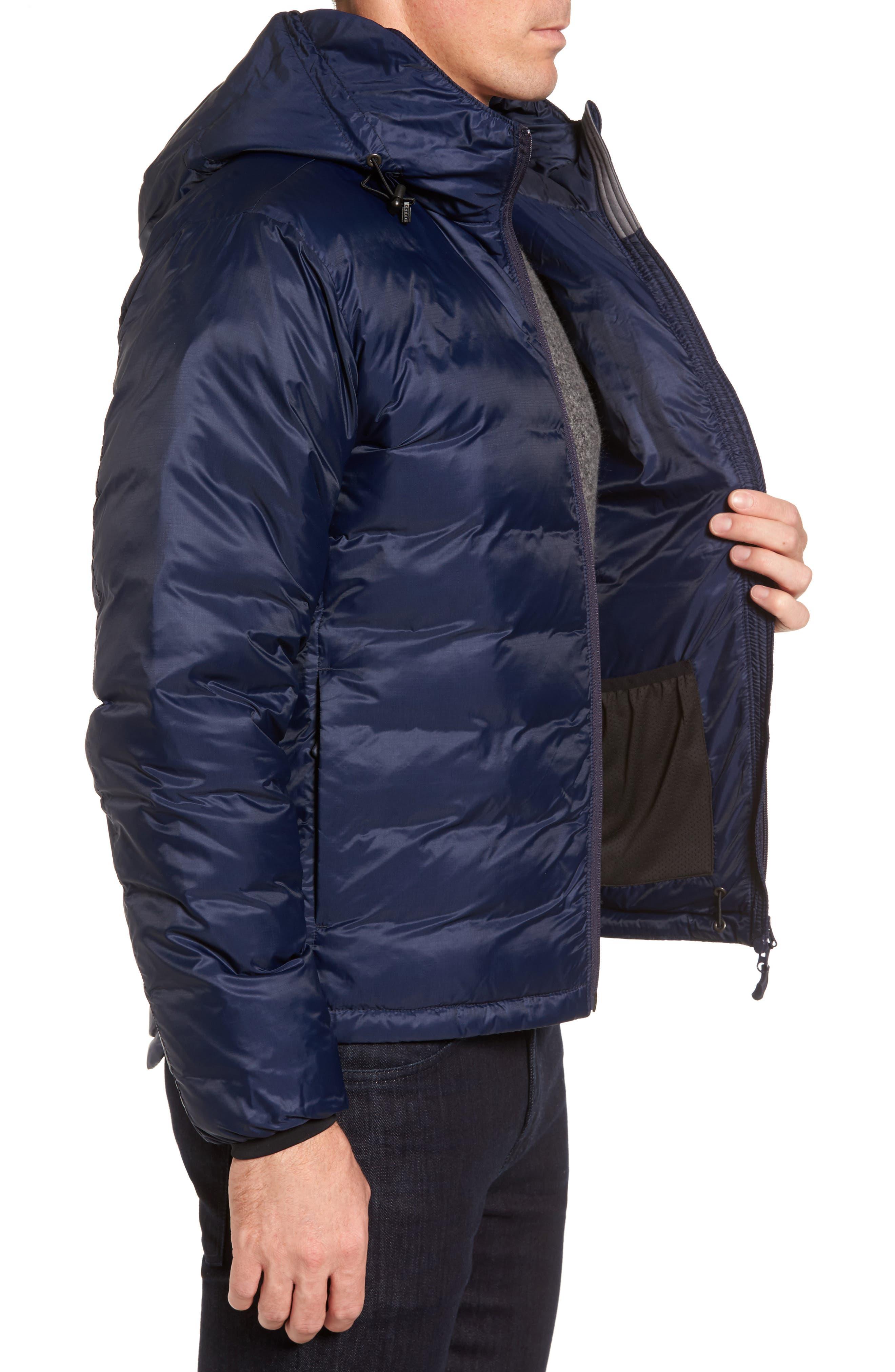 Alternate Image 3  - Canada Goose 'Lodge' Slim Fit Packable Hoodie