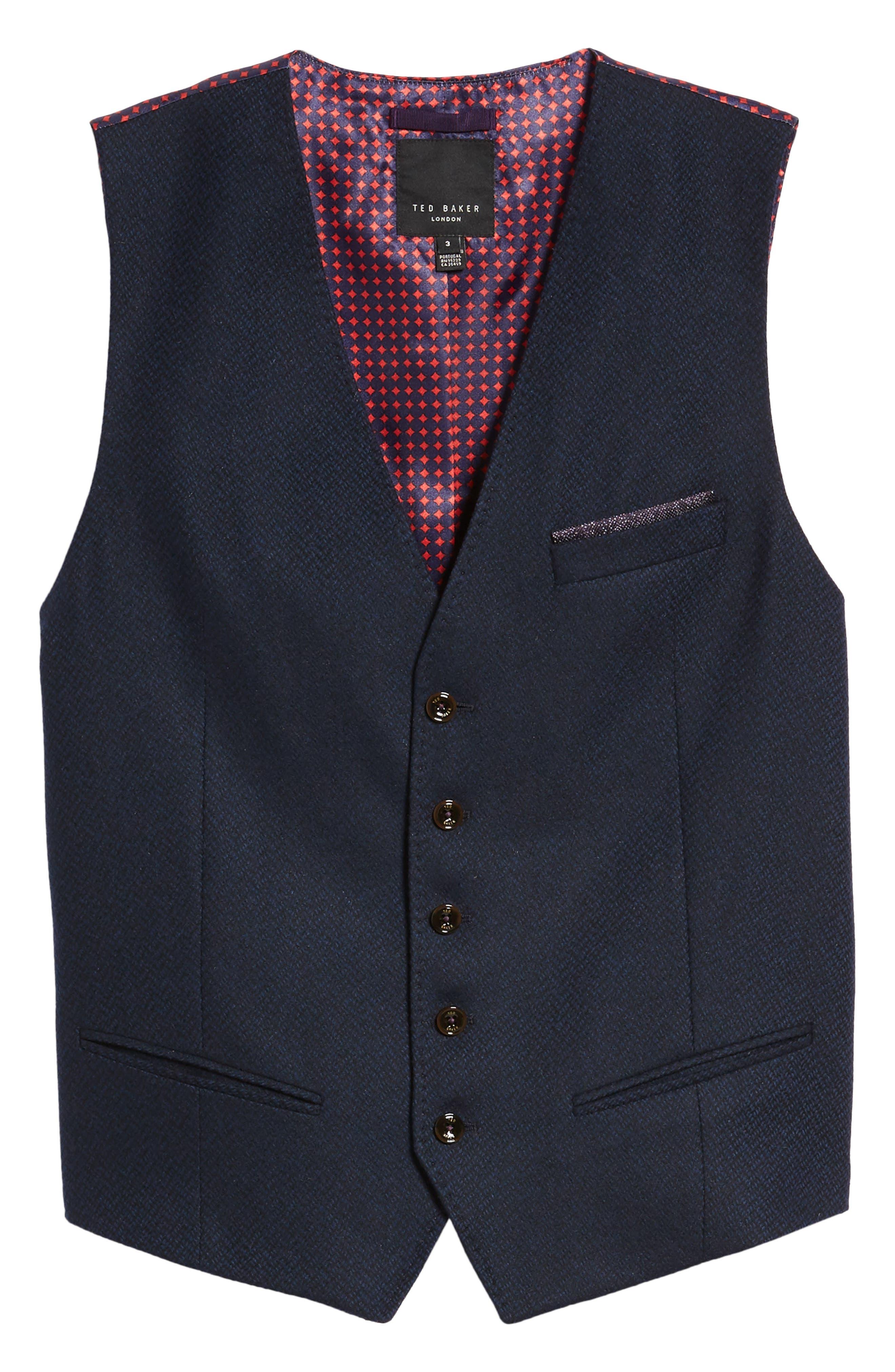 Alternate Image 5  - Ted Baker London Waistcoat