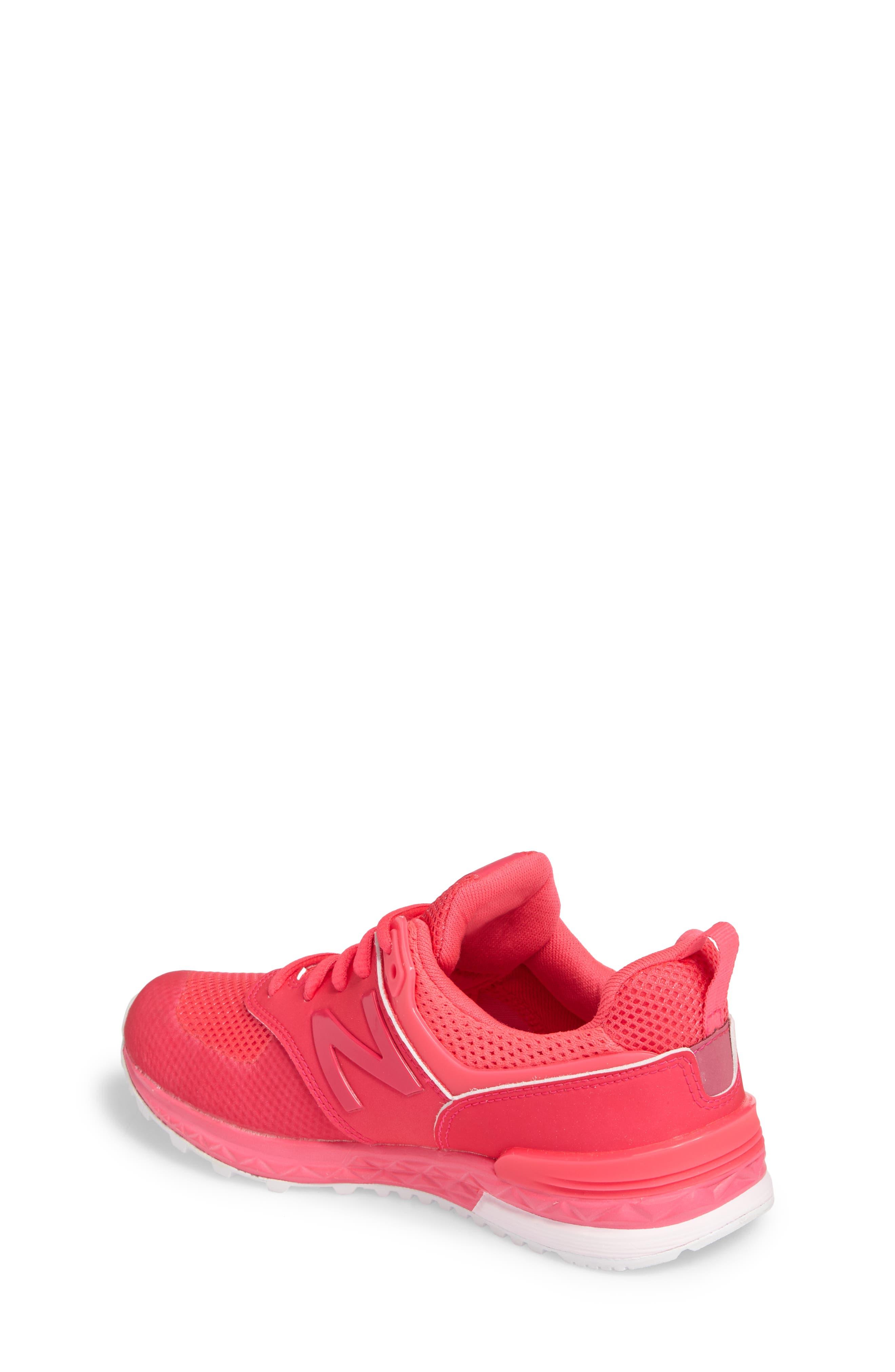 Alternate Image 2  - New Balance 574 v2 Sport Sneaker (Baby, Walker, Toddler, Little Kid & Big Kid)