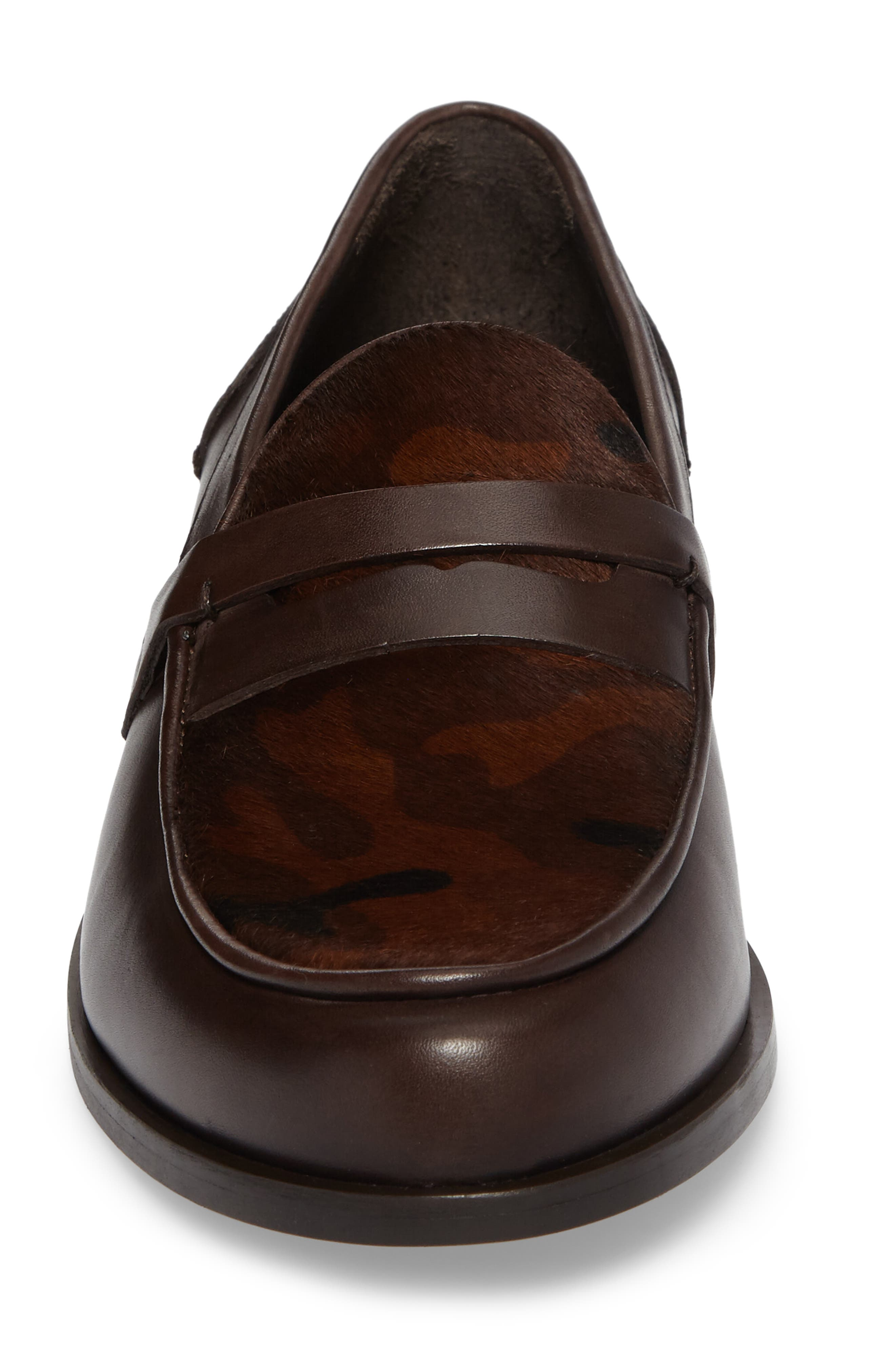 Alternate Image 4  - Donald J Pliner Sawyer Penny Loafer (Men)