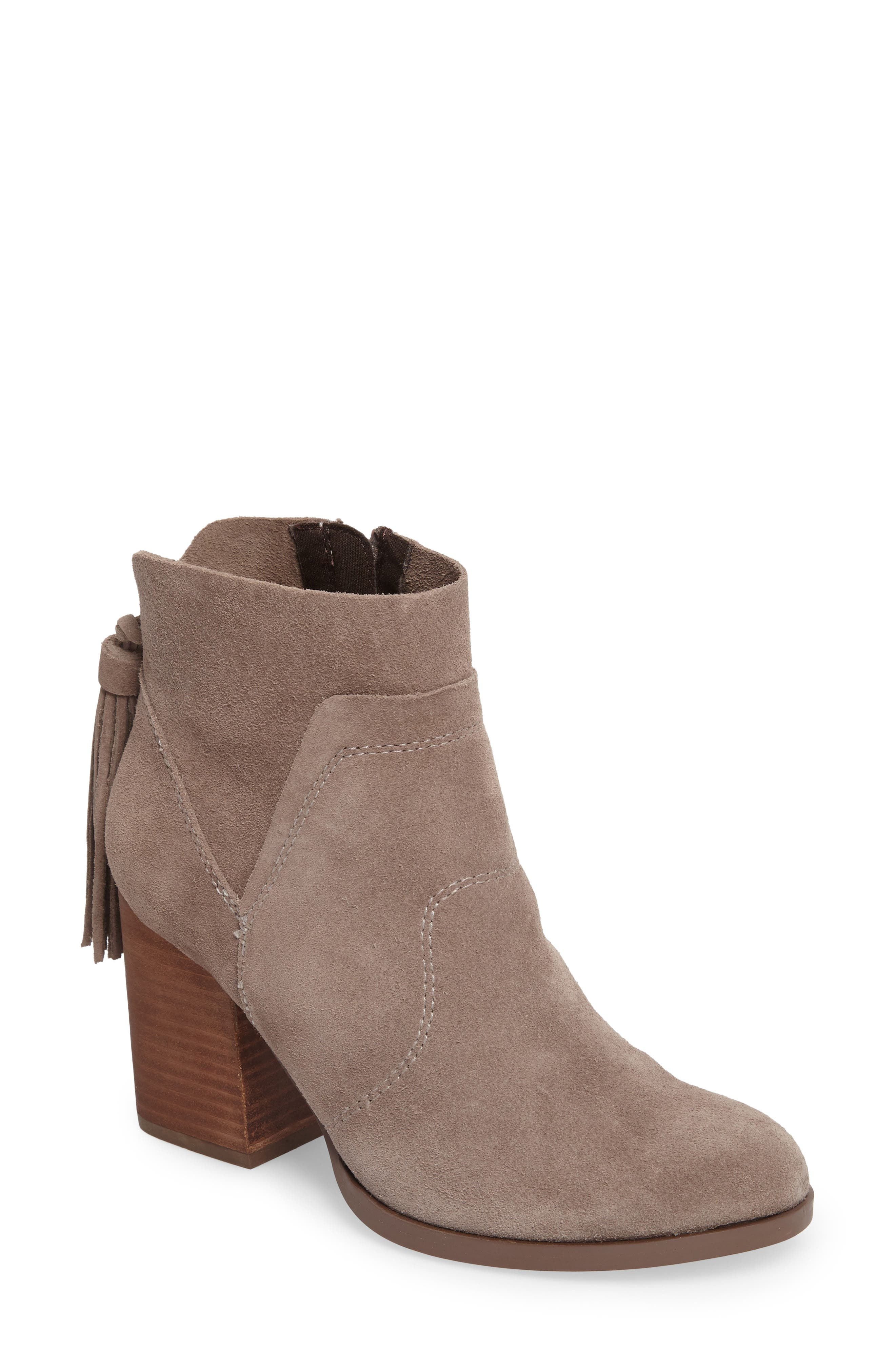 Alternate Image 1 Selected - Sole Society Ambrose Bootie (Women)