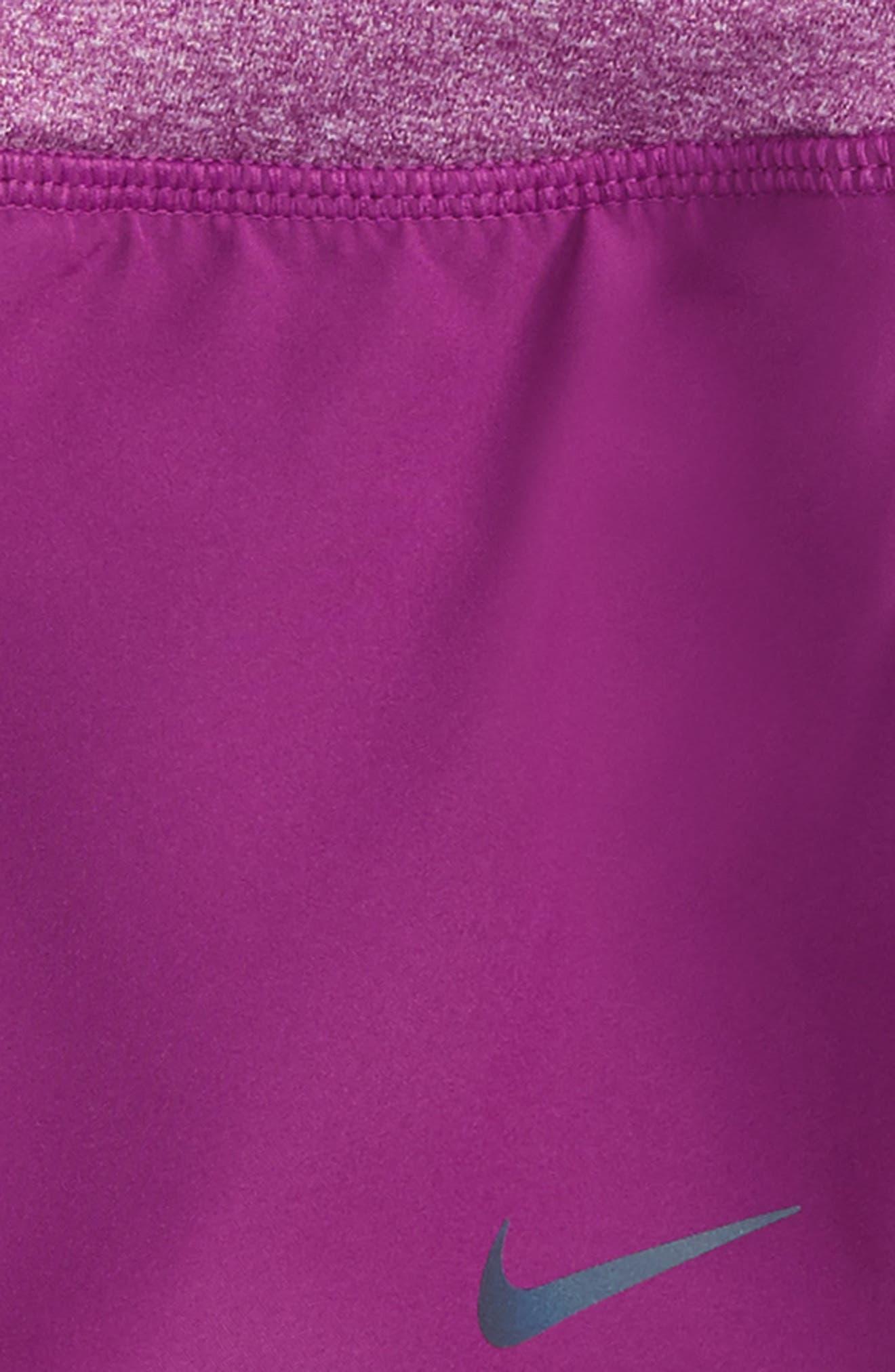 Alternate Image 2  - Nike 'Rival' Dri-FIT Shorts (Big Girls)