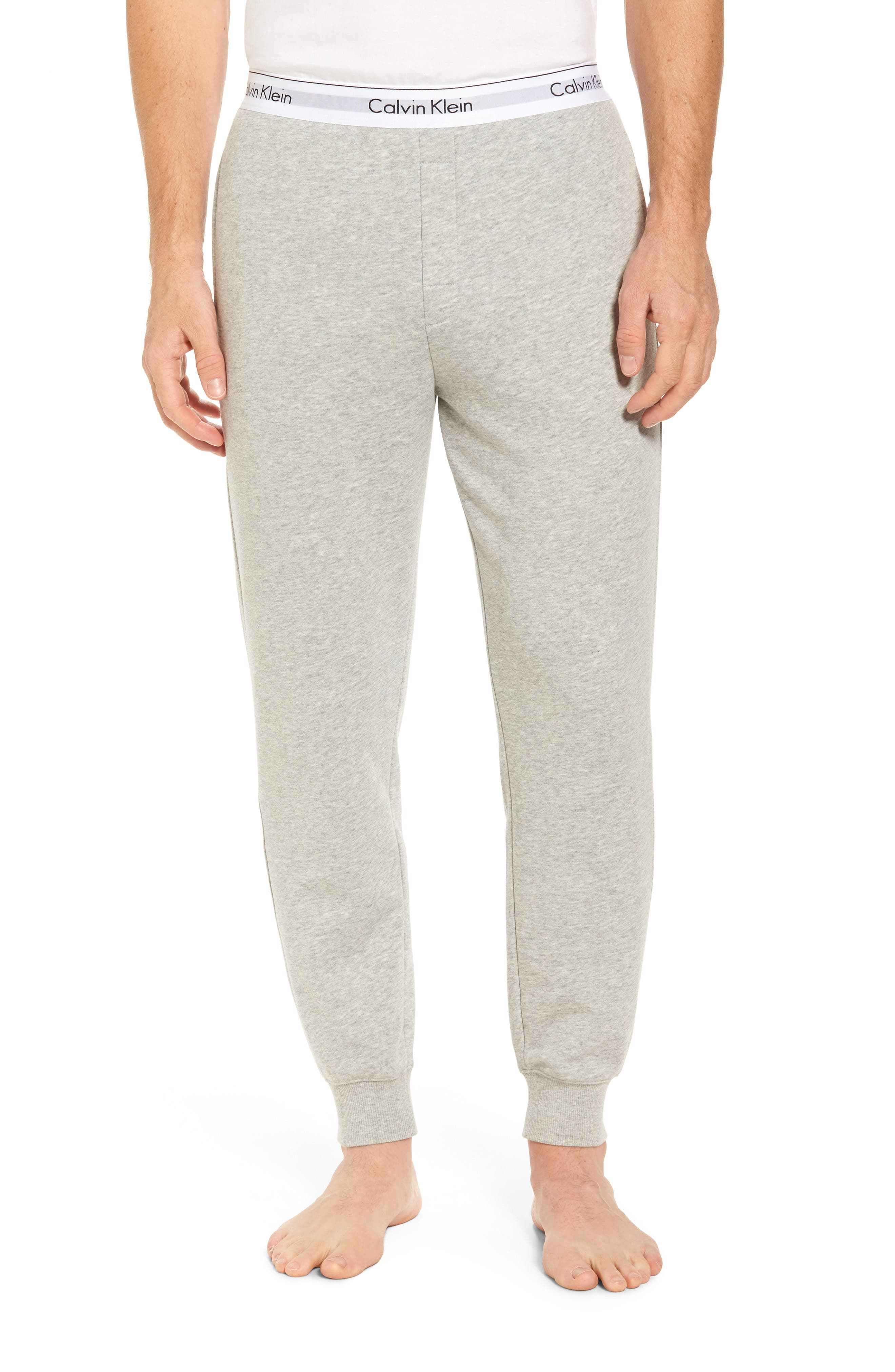 Calvin Klein Modern Cotton Blend Lounge Pants