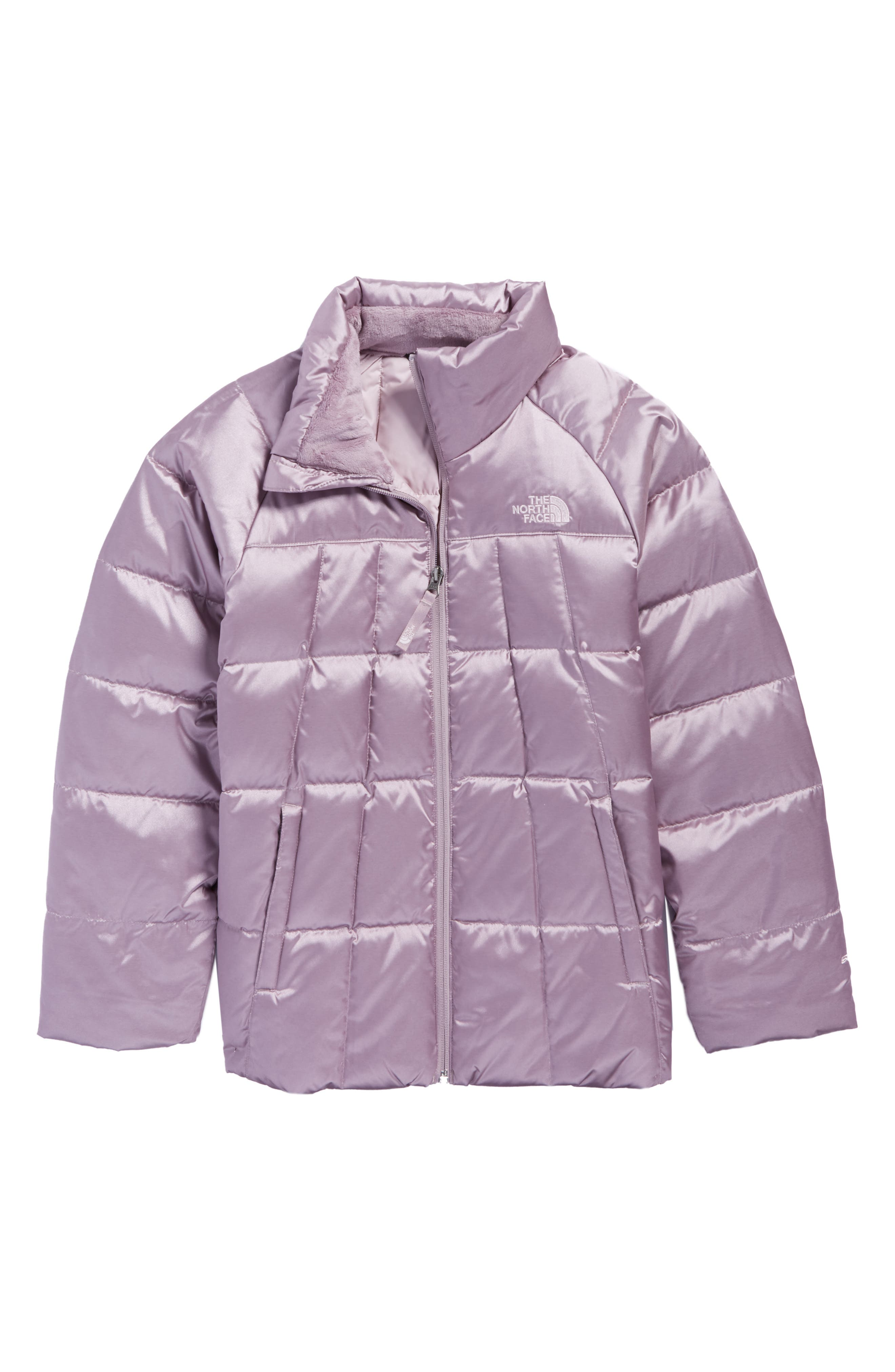 Aconcagua Down Jacket,                             Main thumbnail 1, color,                             Quail Grey