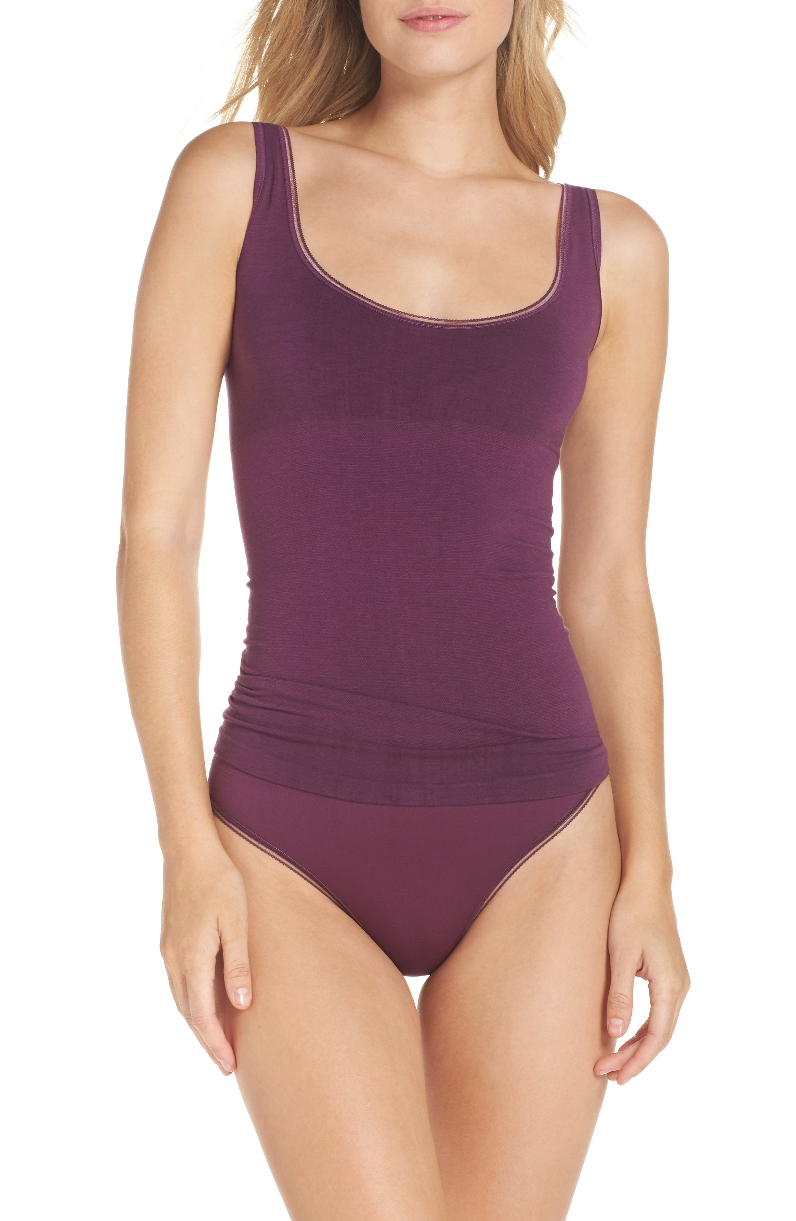 Alternate Image 5  - Yummie Ultralight Seamless Shaping Thong (2 for $30)